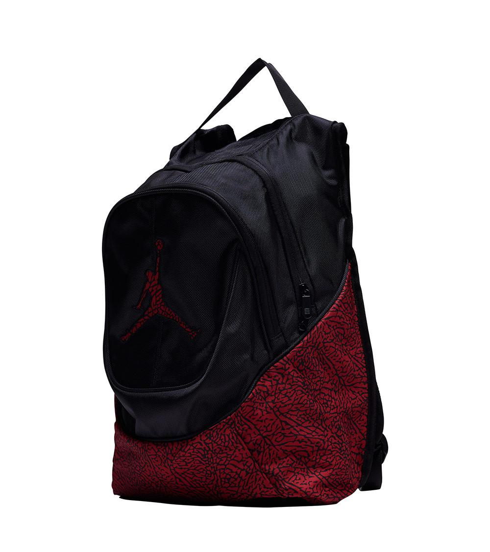 44fa6dc6f7 Nike Jumpman Elementary Backpack in Black for Men - Lyst