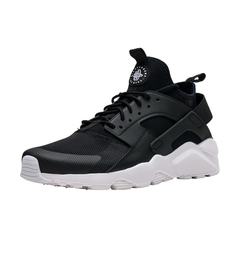 brand new be0a1 0e17e Lyst - Nike Air Huarache Run Ultra Se Gymnastics Shoes in Black for Men