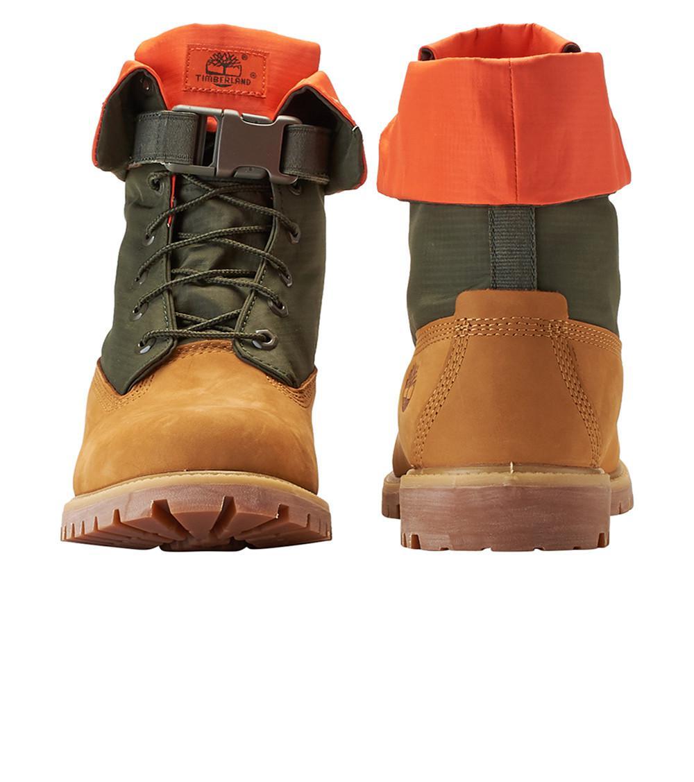 Timberland 6 Premium Gaiter Boot In Natural For Men Lyst