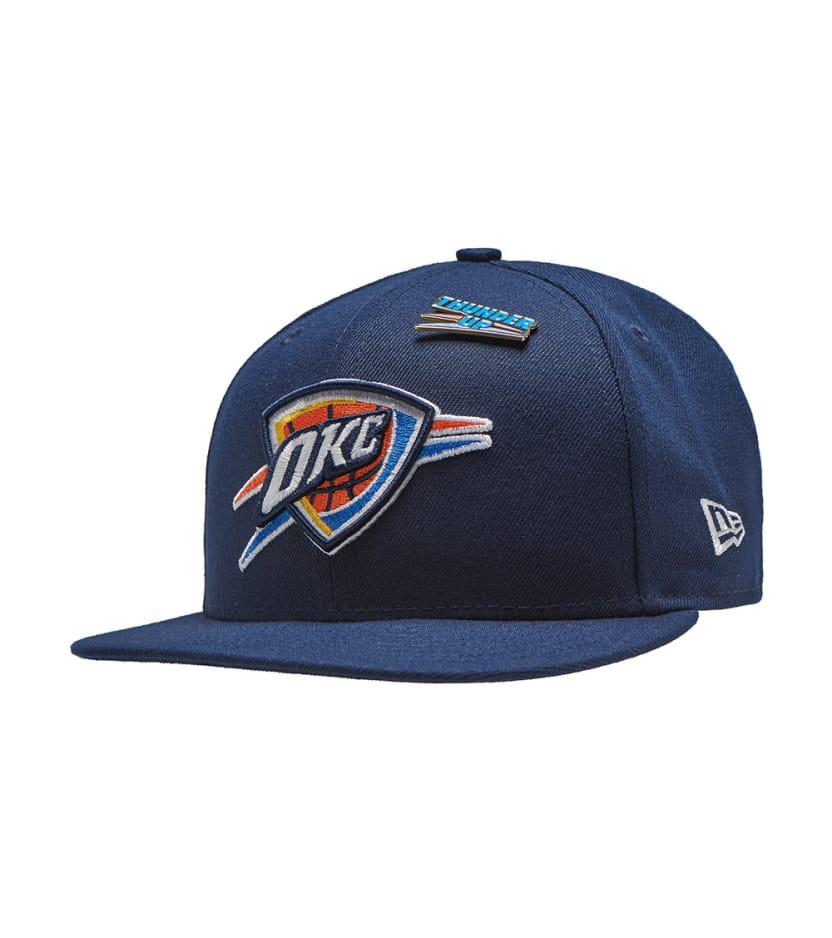 various colors d53a9 2d33e Lyst - KTZ Oklahoma City Thunder 9fifty Snapback in Blue for Men