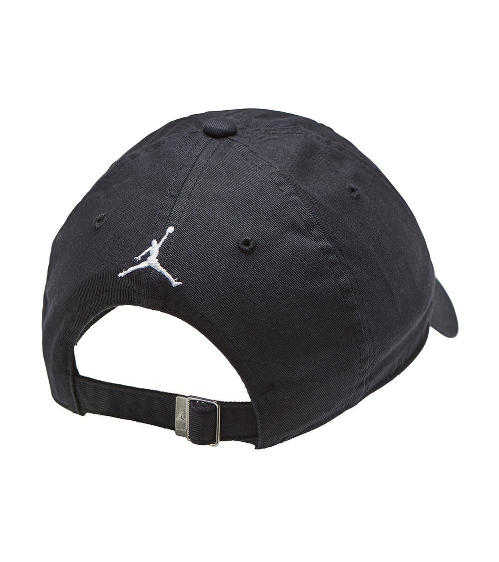 171977e0716 Nike - Black Goat H86 Script Hat for Men - Lyst. View fullscreen