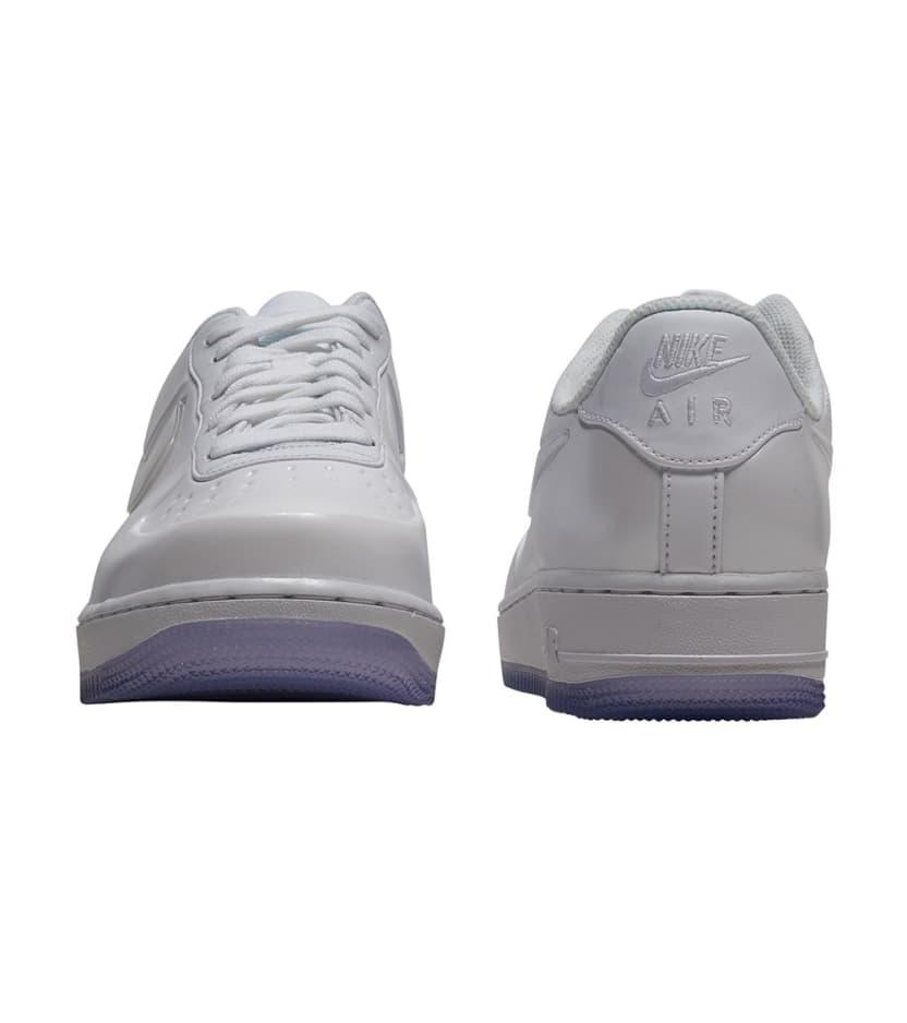 fb66d2b803271 Nike Af1 Foamposite Pro Cup in White for Men - Lyst