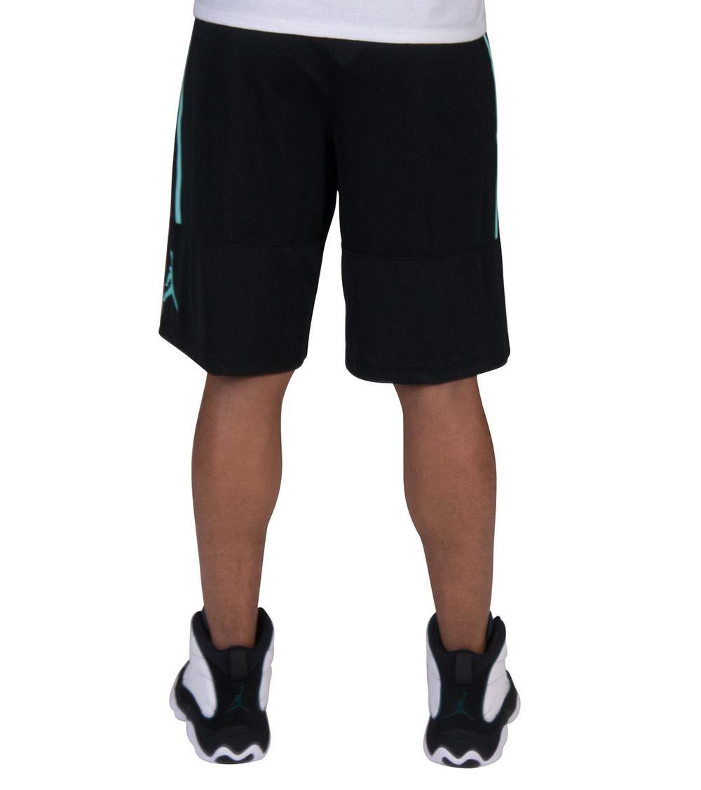 db551ec2c1e3f0 Nike - Black Rise Solid Short for Men - Lyst. View fullscreen