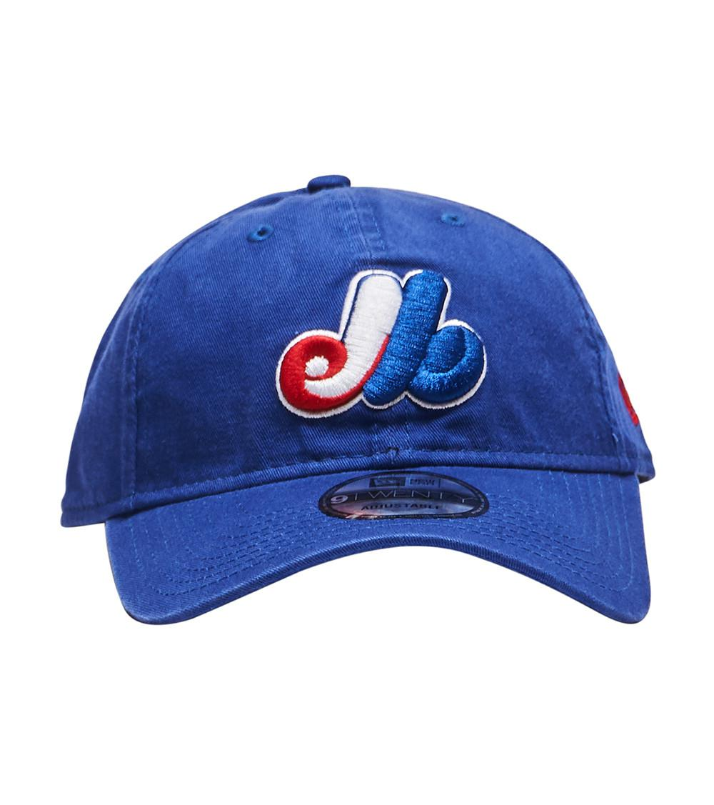 f09e2eb13a0 KTZ - Blue Montreal Expos 9twenty Hat for Men - Lyst. View fullscreen