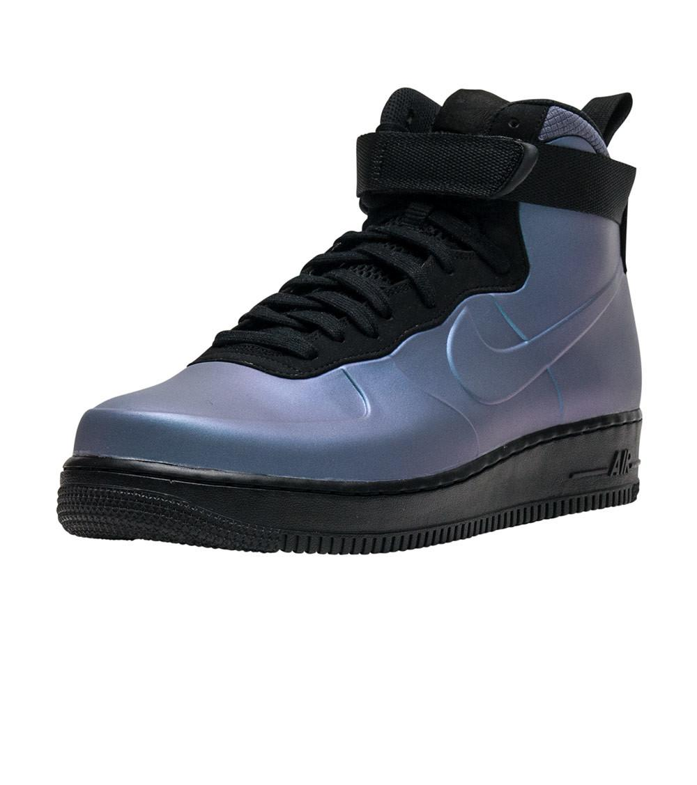 6d23a55e44744 Nike Air Force 1 Foamposite in Blue for Men - Lyst
