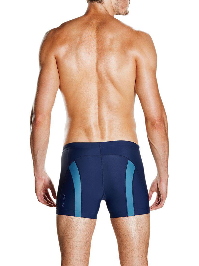 217058555f Speedo Fit Power Mesh Pro Aquashort Swim Shorts in Blue for Men - Lyst