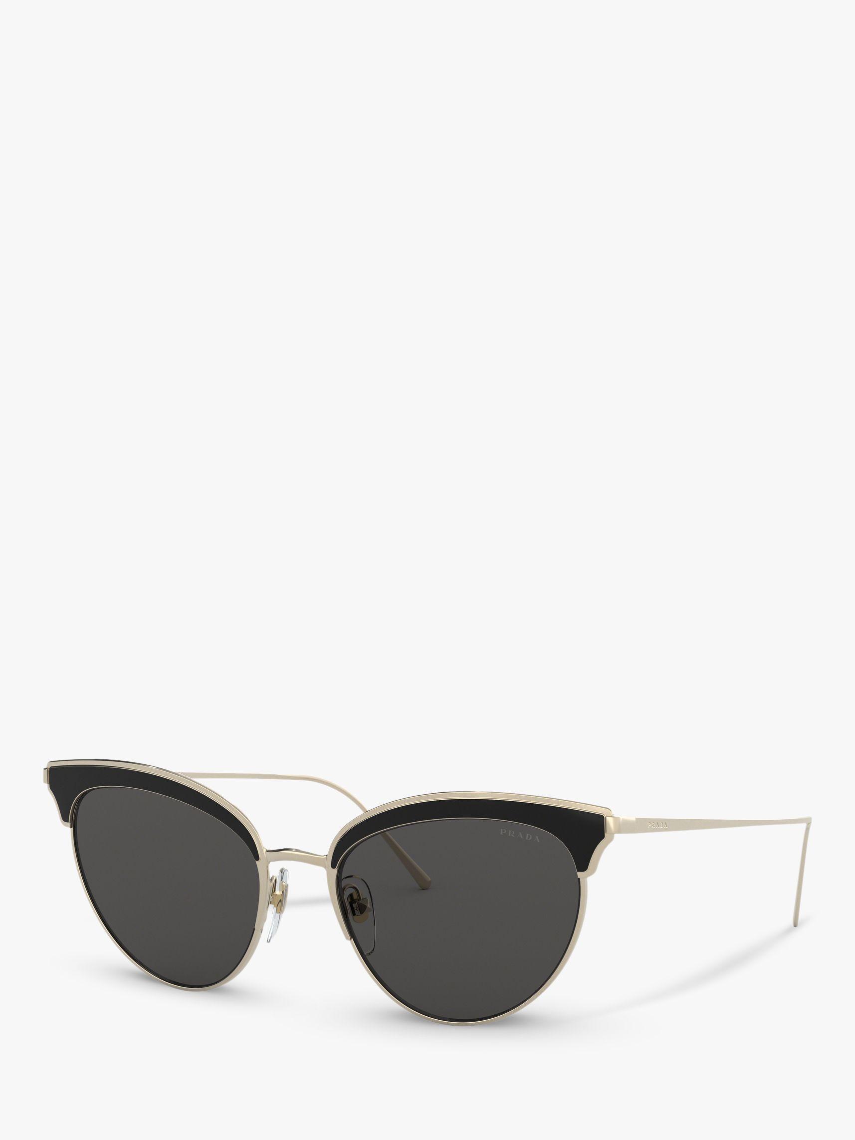 abb6d921e75f Prada - Black Pr 60vs Women s Cat s Eye Sunglasses - Lyst. View fullscreen