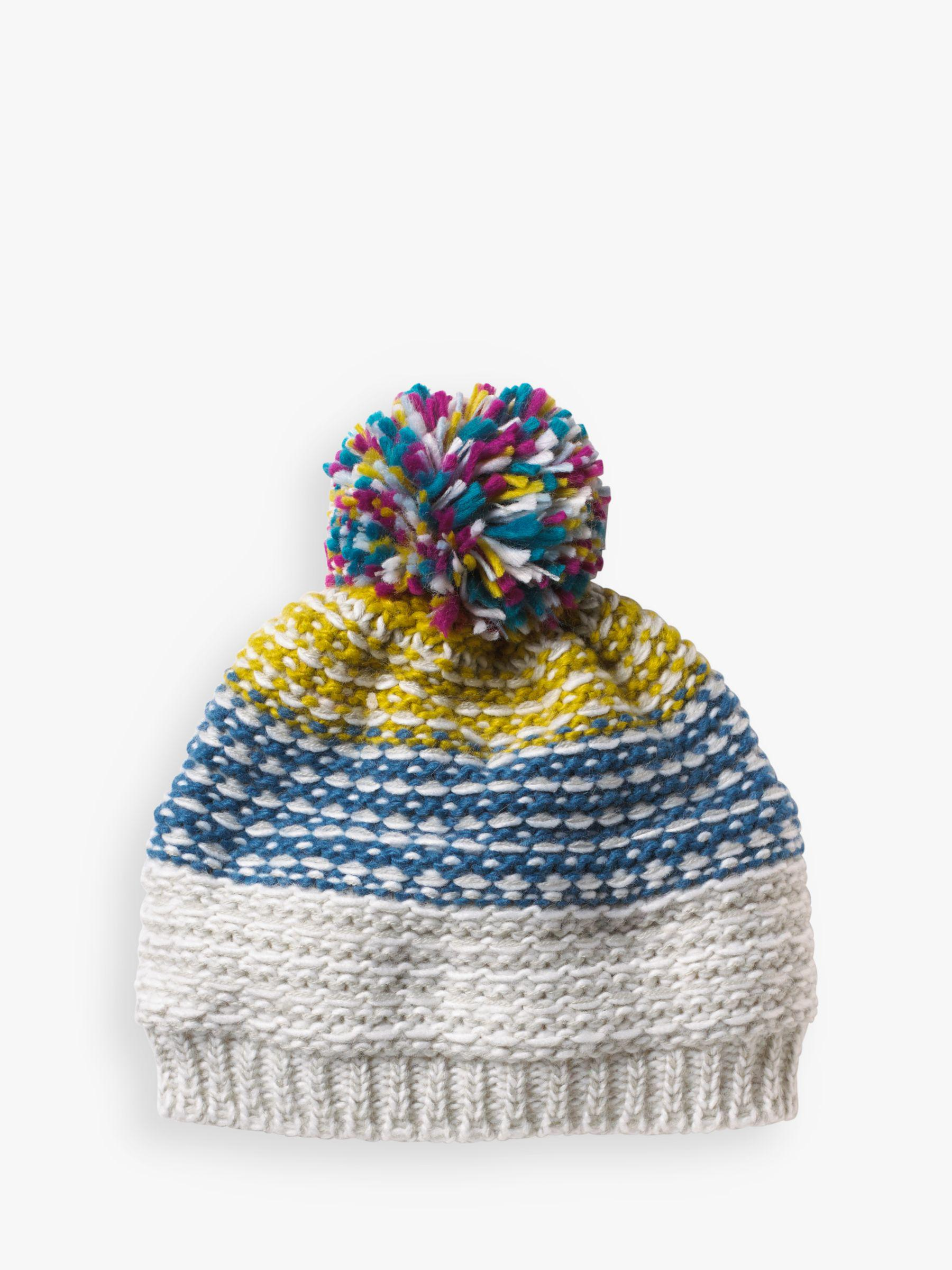 eae73724cad White Stuff Amelia Bobble Hat in Gray - Lyst
