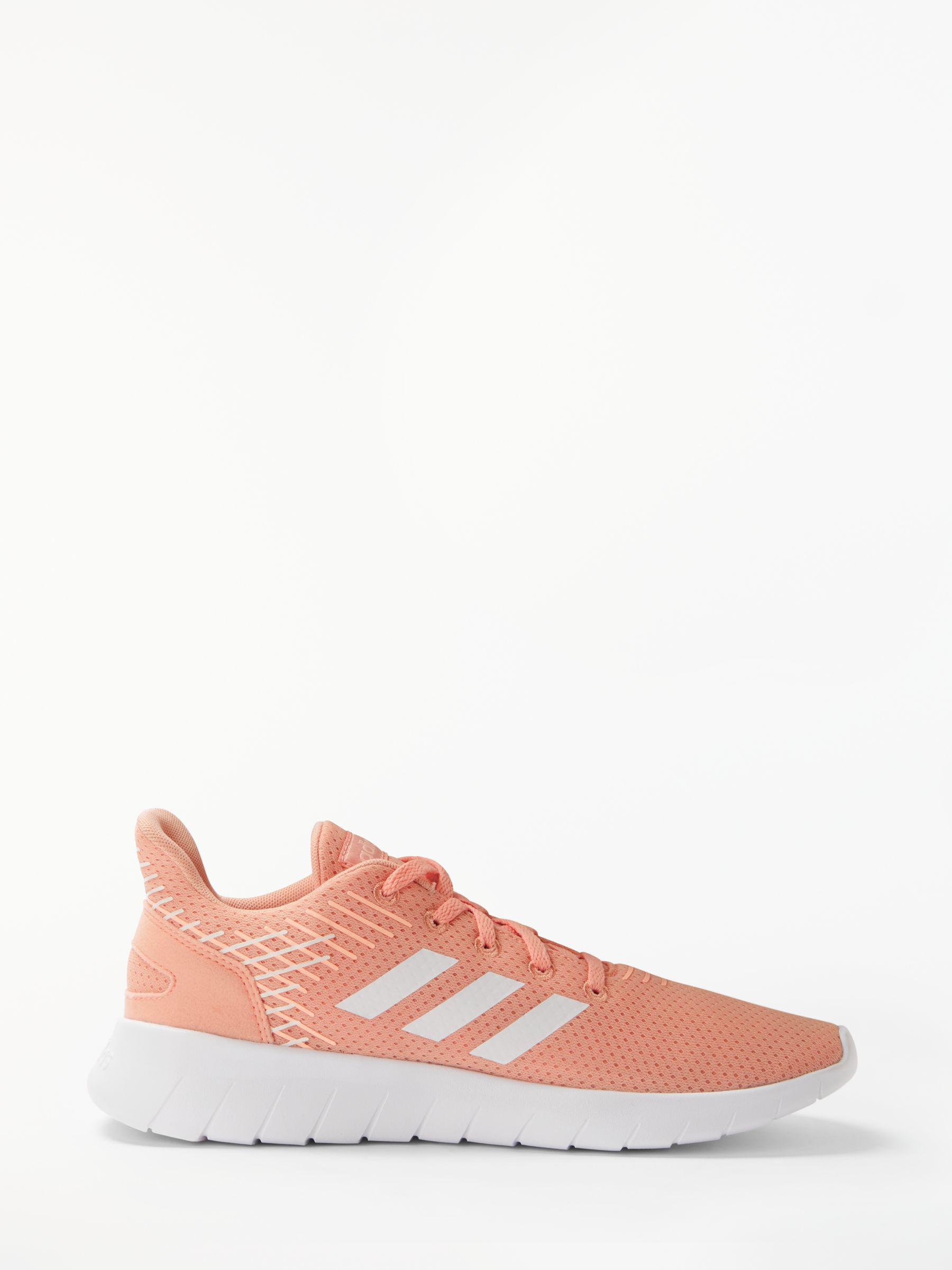 5f930051965f0 adidas. Pink Asweerun Women s Running Shoes. £45 From John Lewis ...