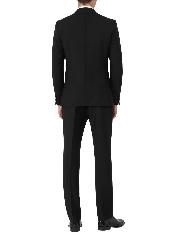 174c20df62d7 John Lewis Reiss Mayfair Peak Lapel Dinner Suit in Black for Men - Lyst