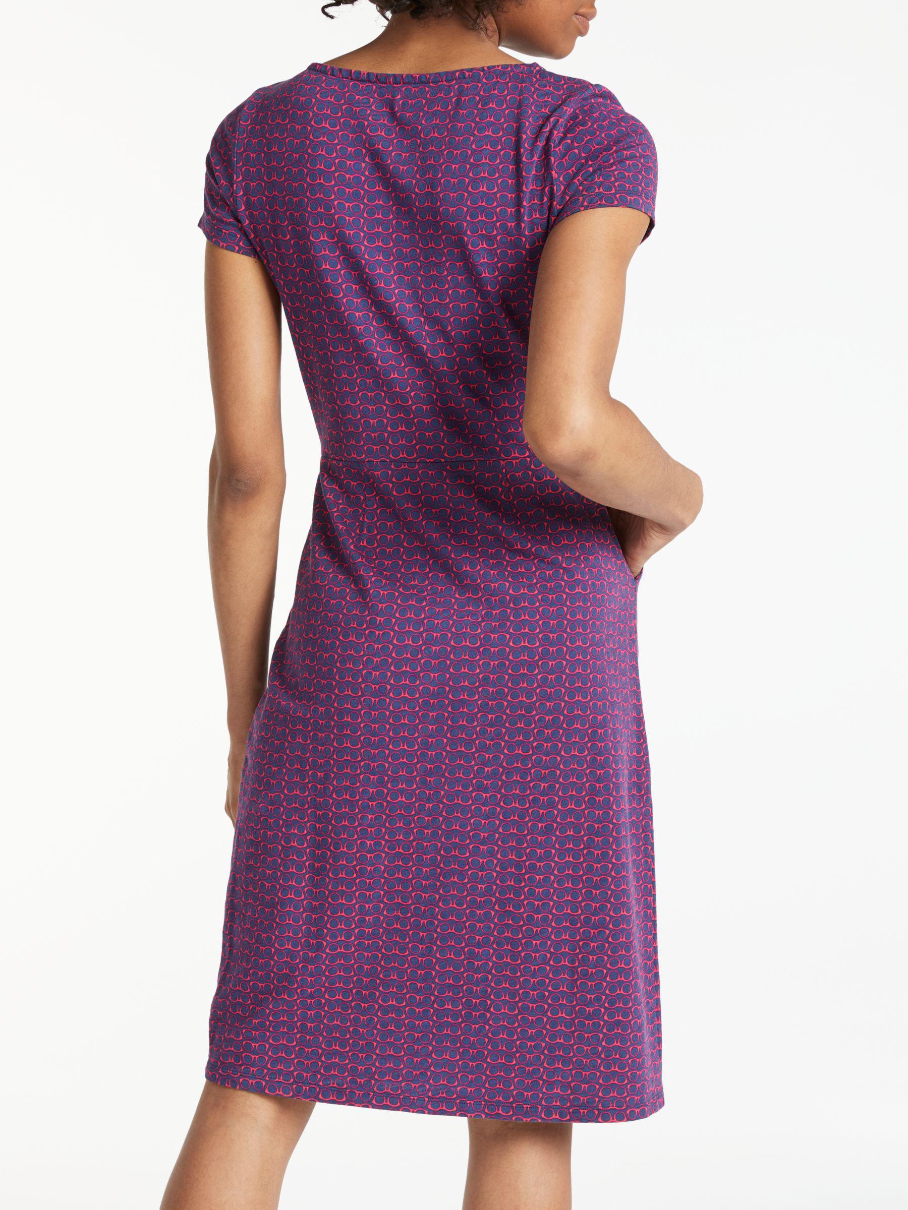 b9a37bfa300a0 Boden Phoebe Jersey Dress in Purple - Lyst