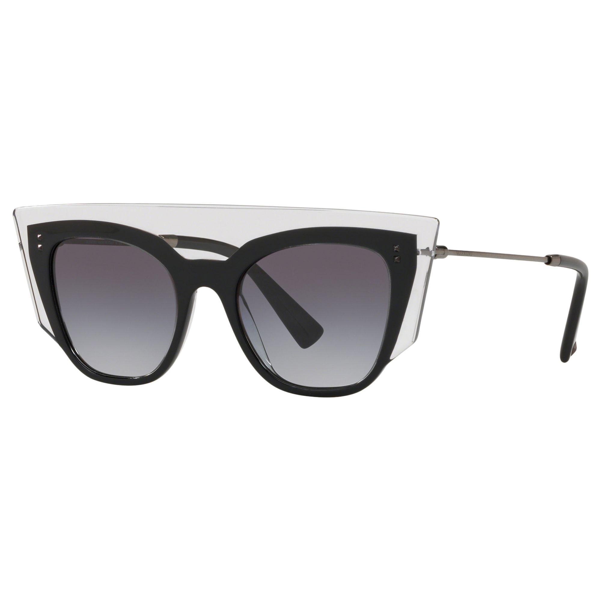 5963e7ad5f Valentino. Va4035 Women s Square Sunglasses. £239 From John Lewis and  Partners
