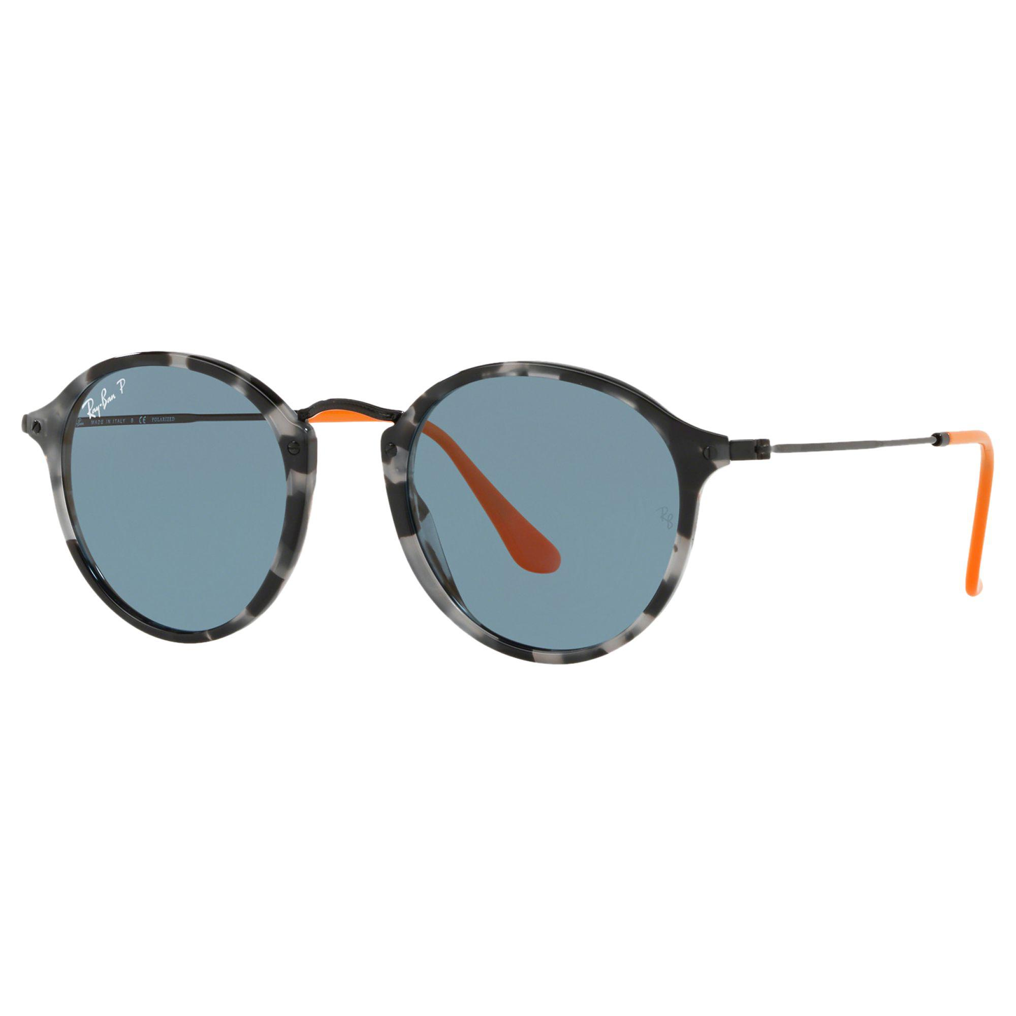 5c50fe2a49 For Round Sunglasses Lyst Ray Men Rb2447 Men s Ban BwnqUUxvZT