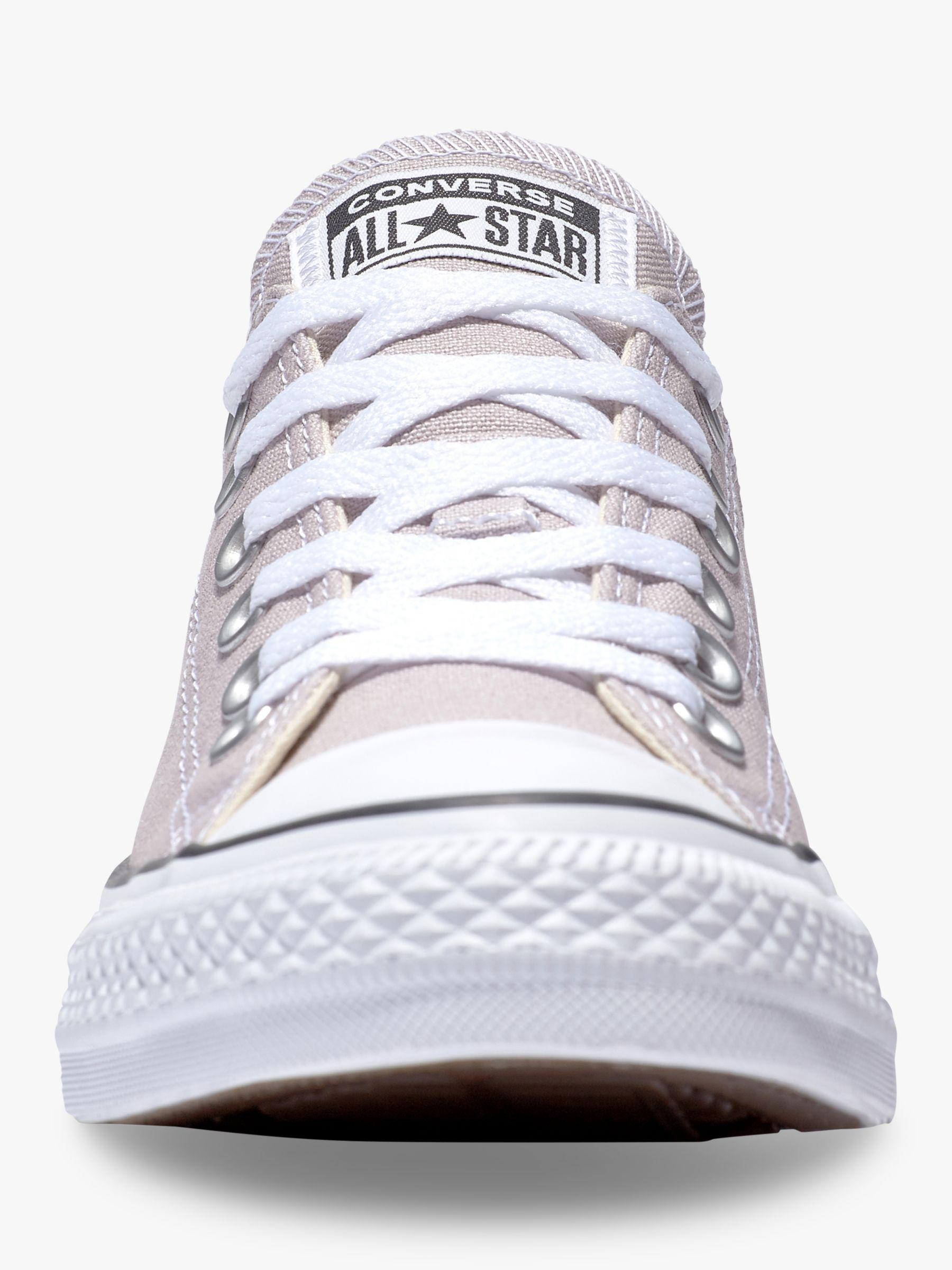 f0606ebe5e84 Converse Chuck Taylor All Star Women s Canvas Low-top Trainers - Lyst