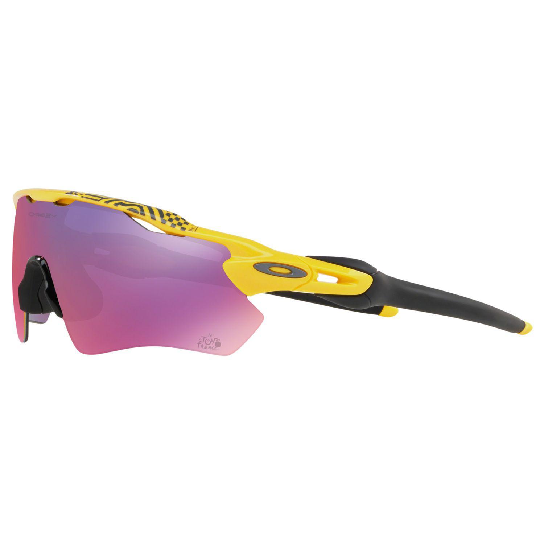 b4fa6b9b16 Oakley Oo9208 Radar Ev Path Polarised Tour De France Wrap Sunglasses ...