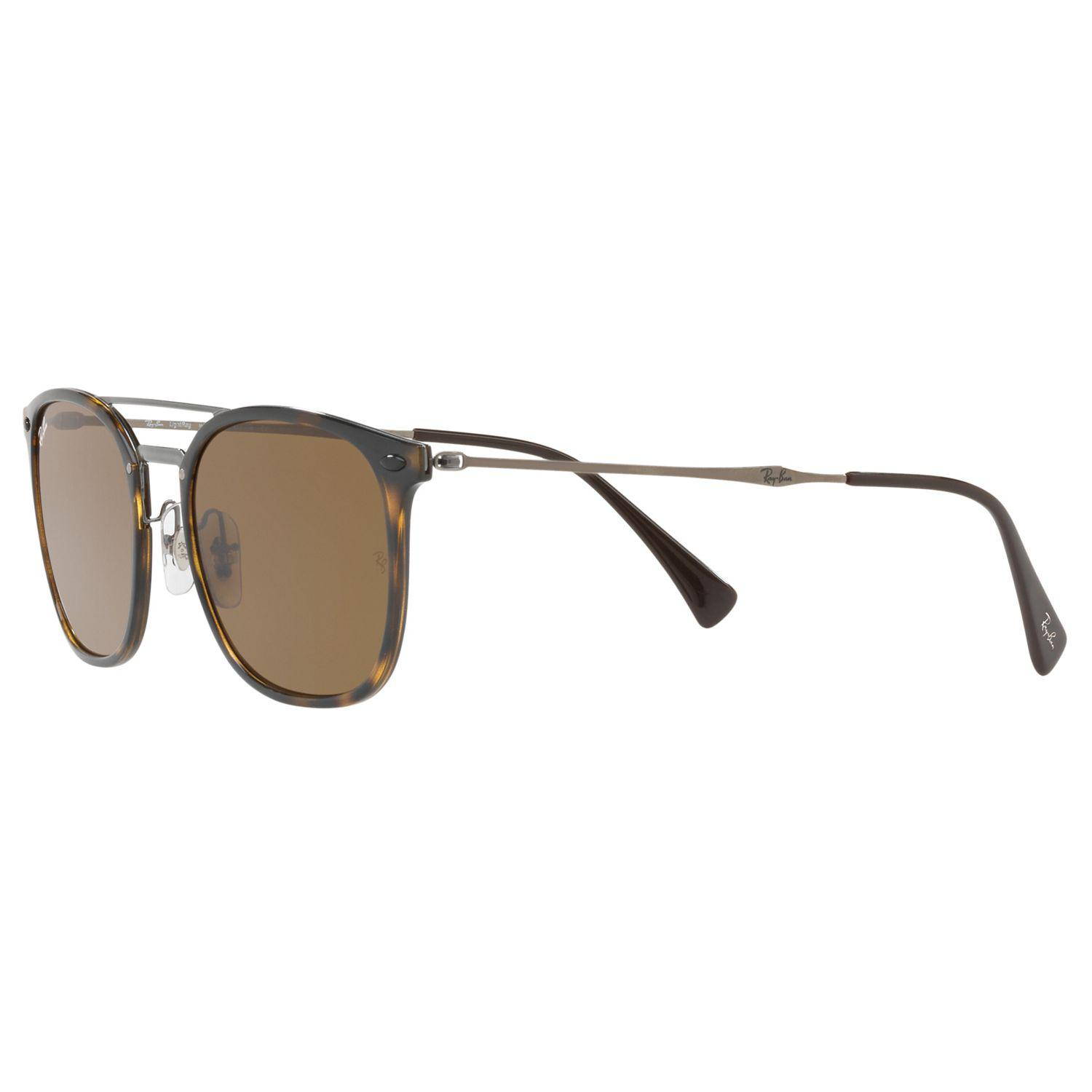 041caad834 Ray-Ban - Brown Rb4286 Square Sunglasses for Men - Lyst. View fullscreen