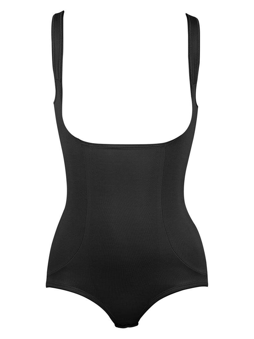 92b5597b2e Miraclesuit - Black Shape Away Extra Firm Body Briefer - Lyst. View  fullscreen