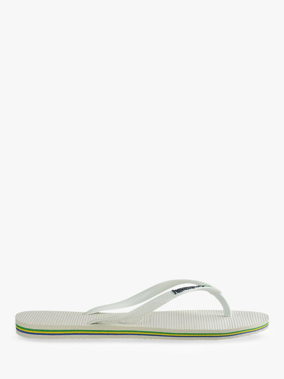 828781e7e46e Havaianas. Women s White Plain Flip Flops. £24 From John Lewis and Partners
