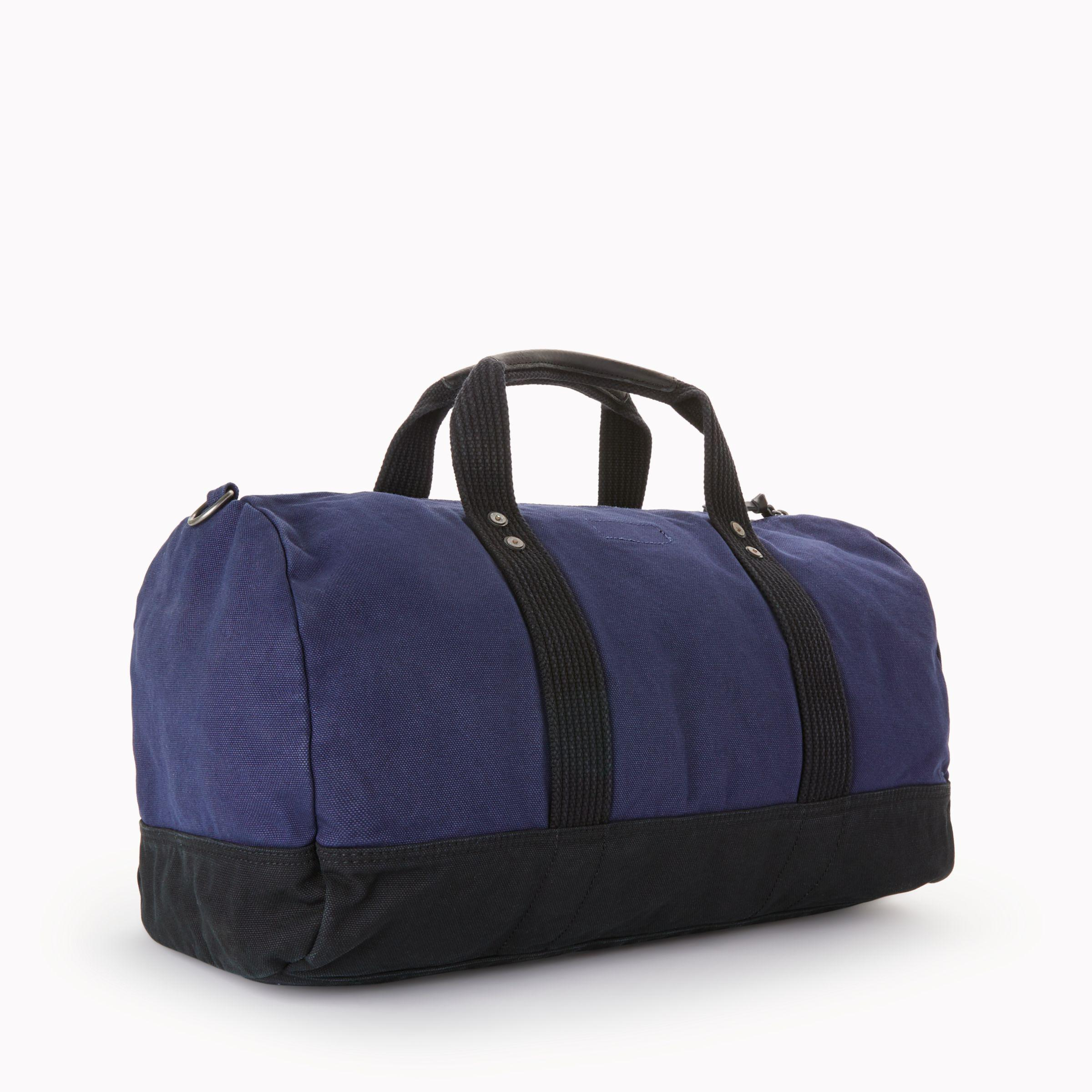 John Lewis Polo Ralph Lauren Canvas Big Pony Duffle Bag in Blue for ... e8c75afded