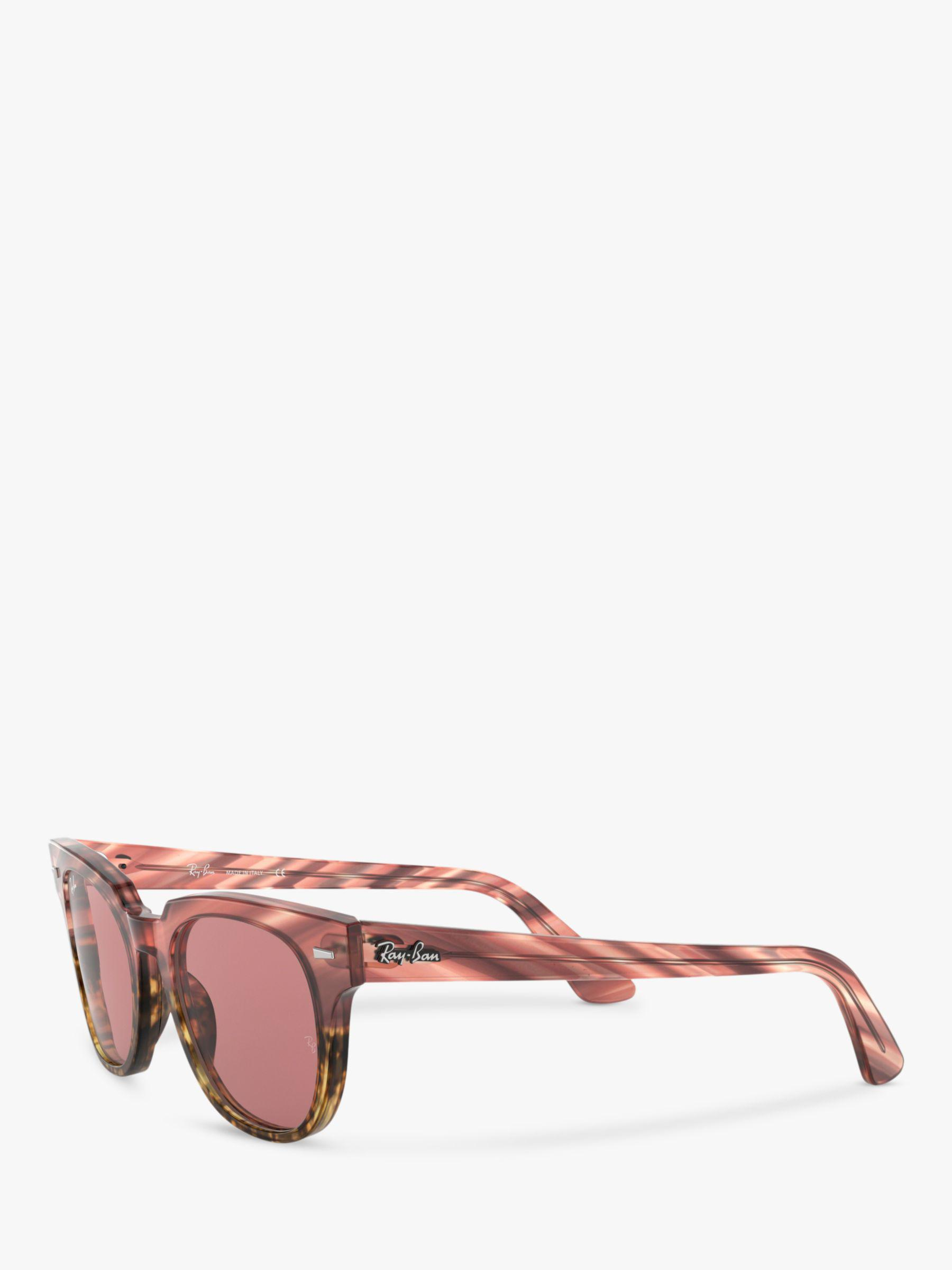 0fbcfb192b ... good ray ban pink rb2168 unisex square sunglasses for men lyst. view  fullscreen 33daf ae249