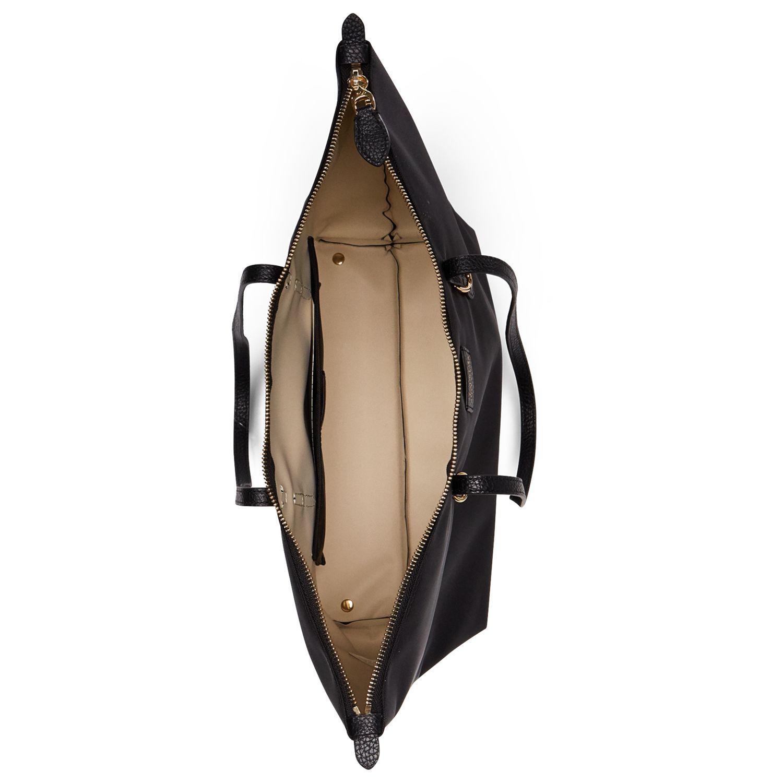 4adf7b6b3c39 ... shopping ralph lauren lauren nylon oxford tote bag in black lyst e0988  2f8bd