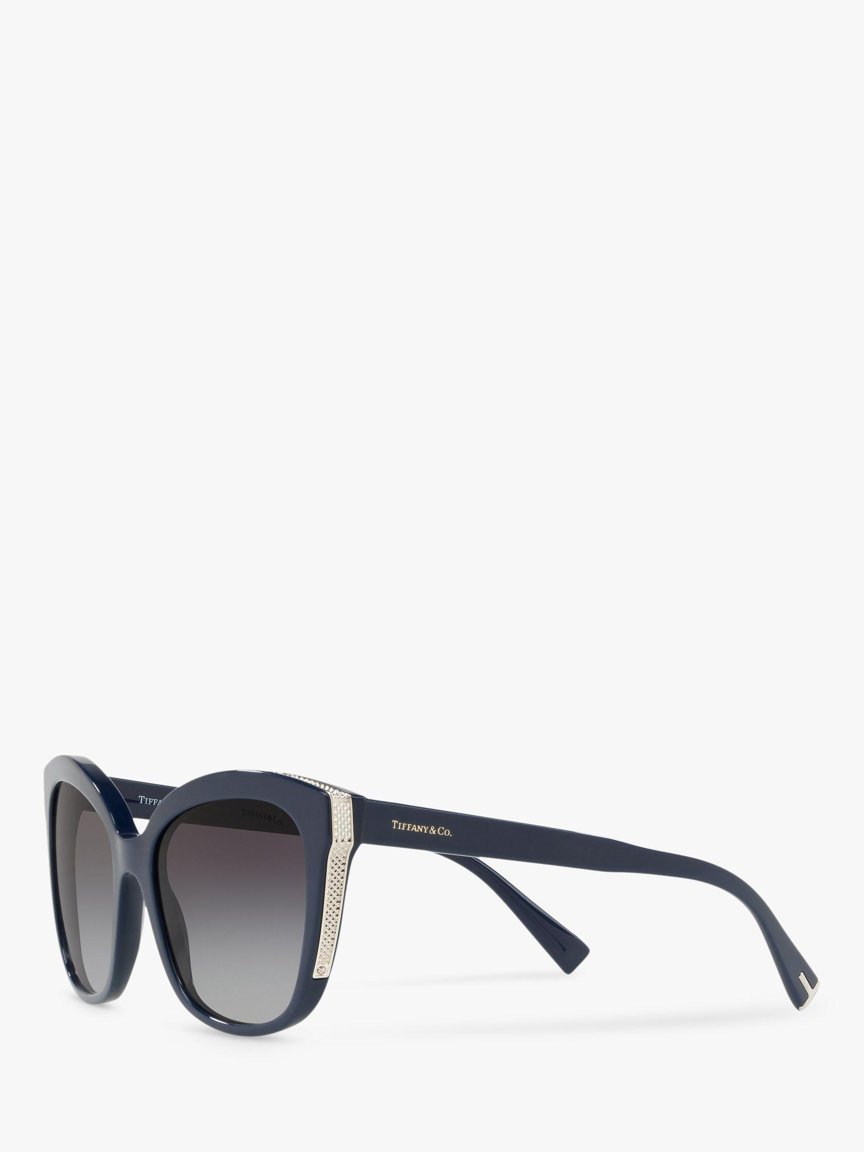 c939e38d464 Tiffany   Co. Tf4150 Women s Embellished Square Sunglasses in Blue ...