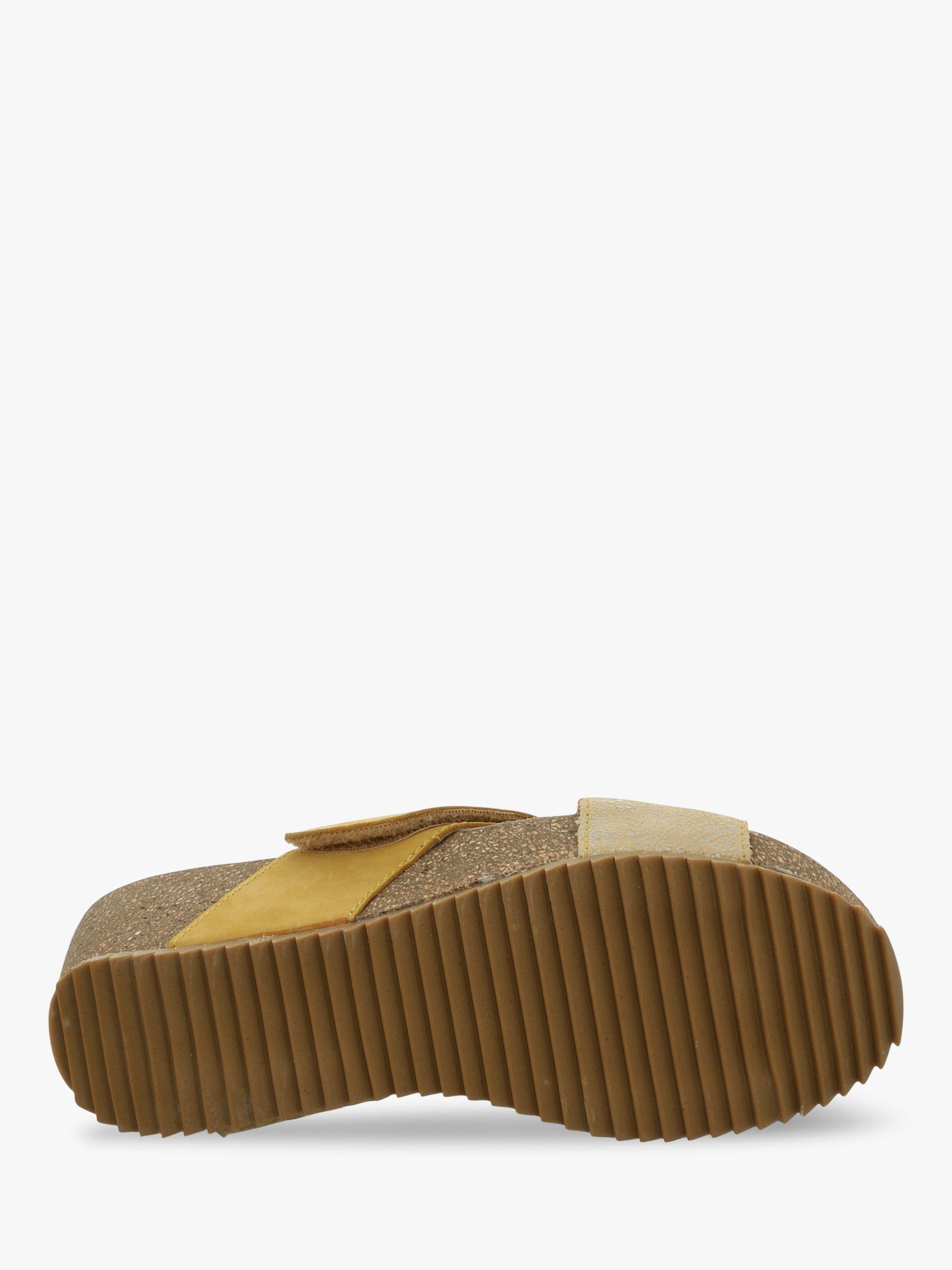 2d3454d50e142 Josef Seibel Meike 15 Cross Over Strap Sandals - Lyst