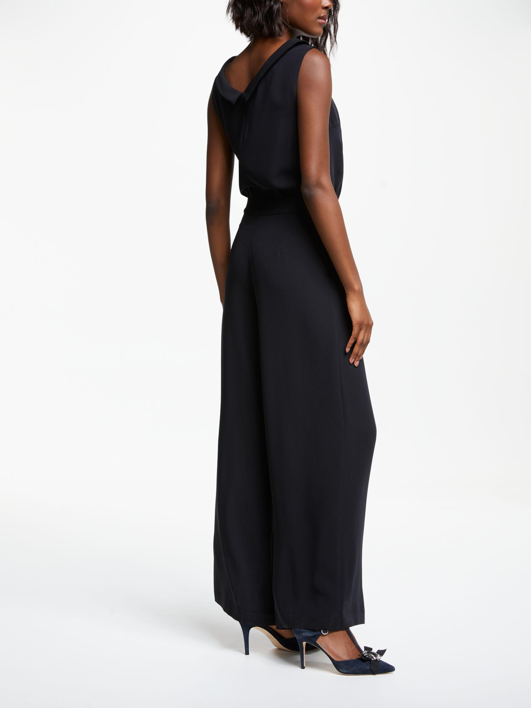 Boden Clarissa Jumpsuit In Black Lyst