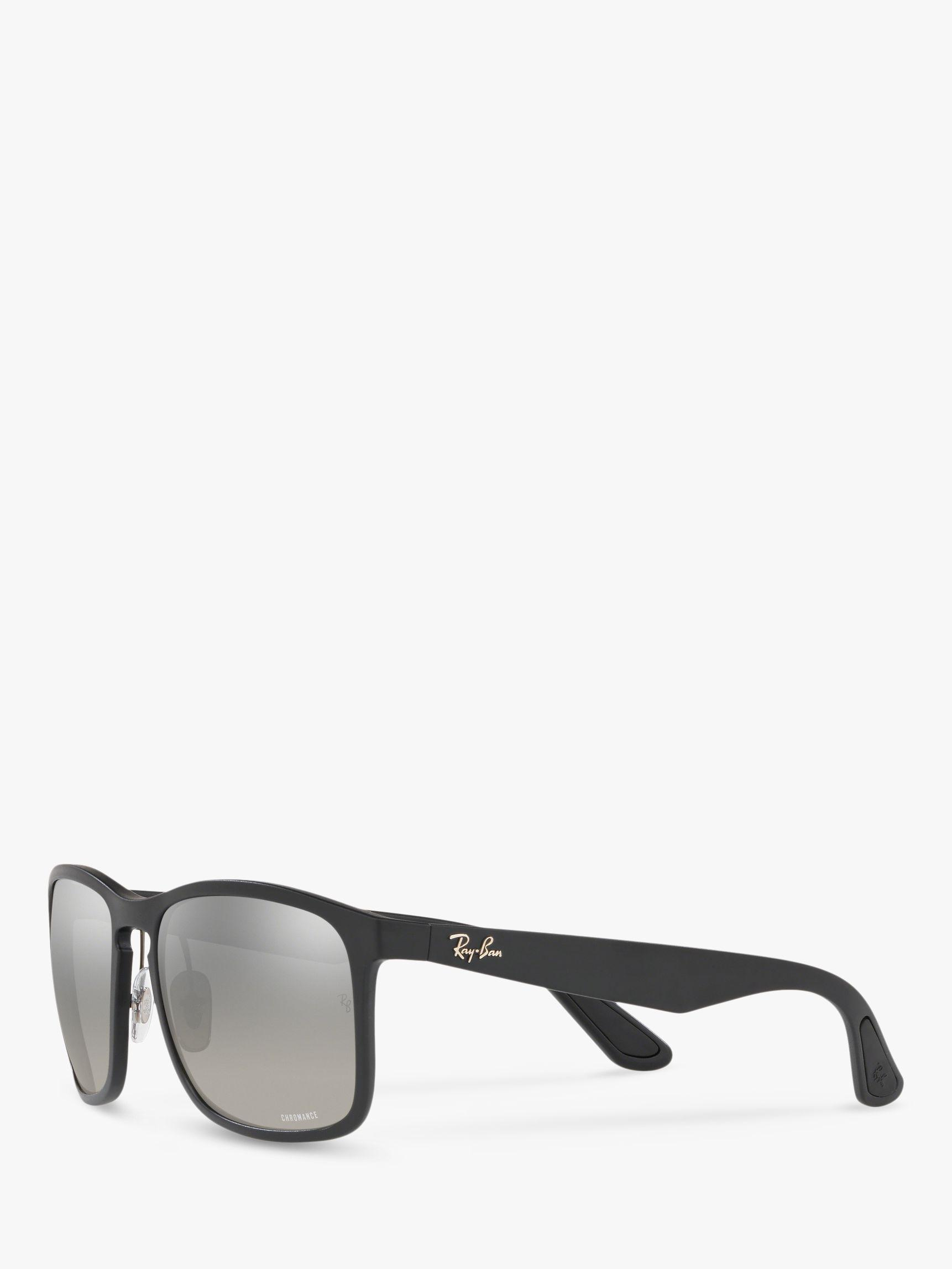55211e1a3b Ray-Ban Rb4264 Polarised D-frame Sunglasses in Black for Men - Lyst