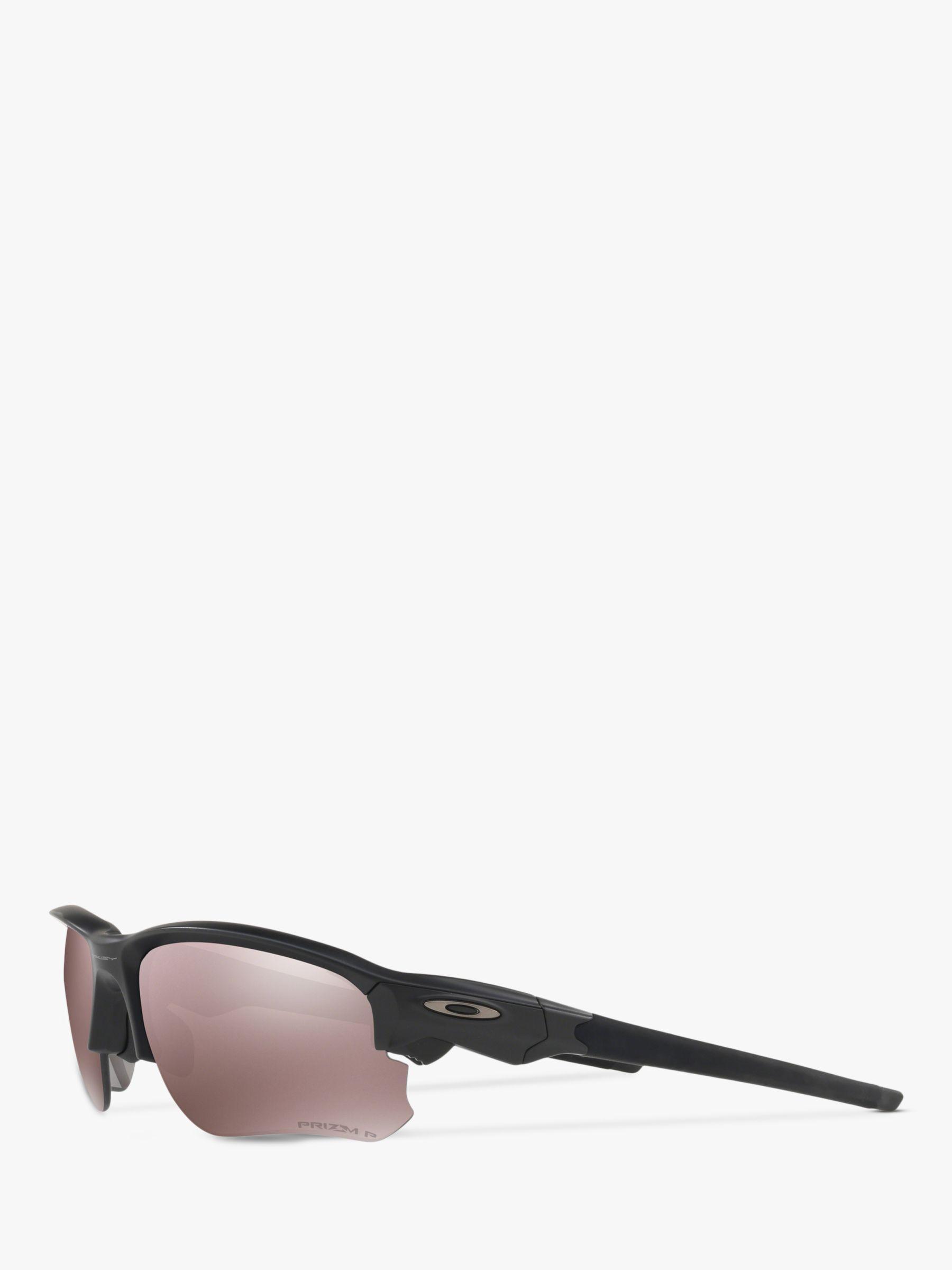 308759d8008 Oakley - Black Oo9364 Men s Flak Draft Prizm Polarised Wrap Sunglasses for  Men - Lyst. View fullscreen