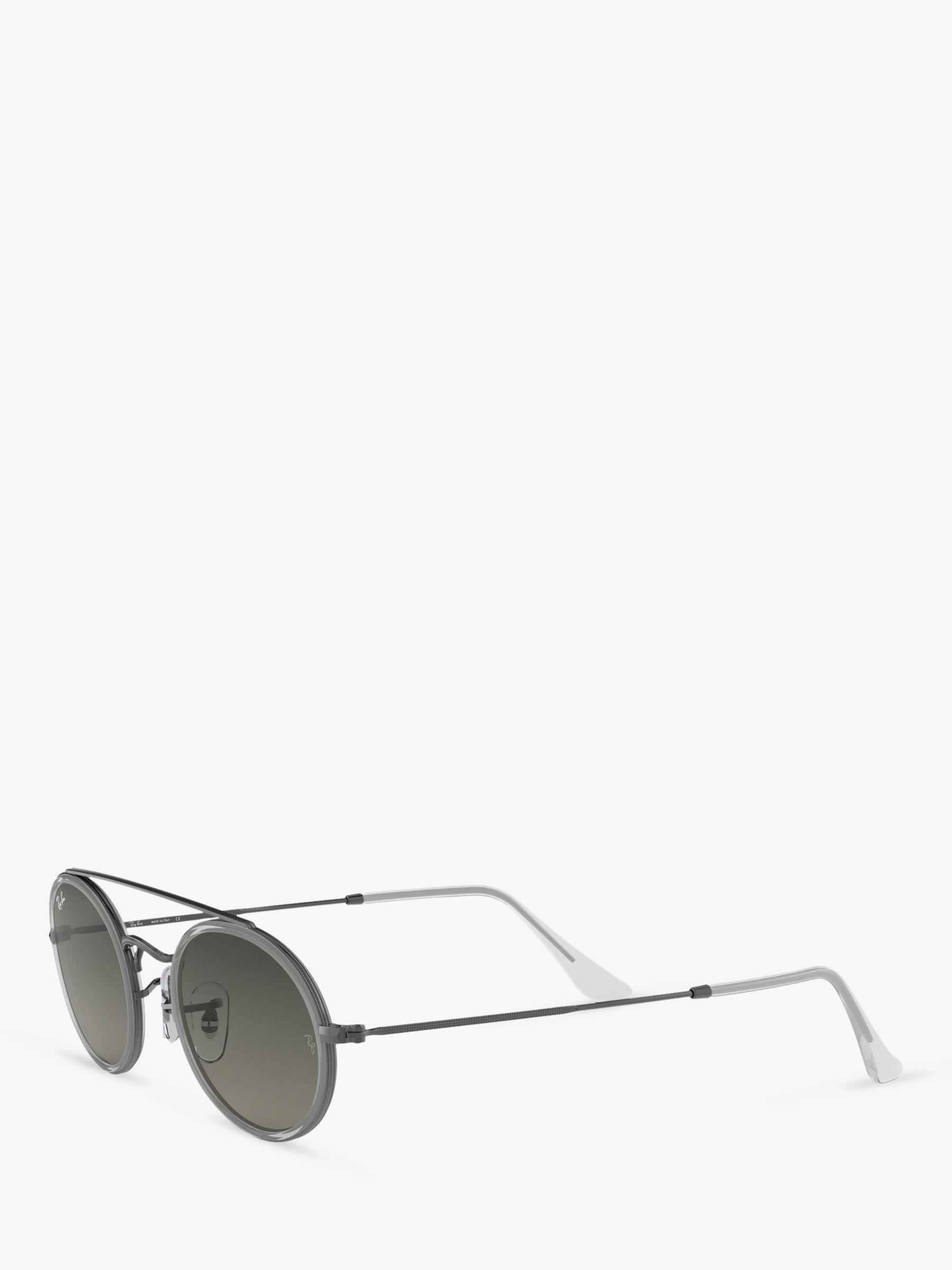 fa5e0937693 Ray-Ban - Multicolor Rb3847n Women s Oval Sunglasses - Lyst. View fullscreen