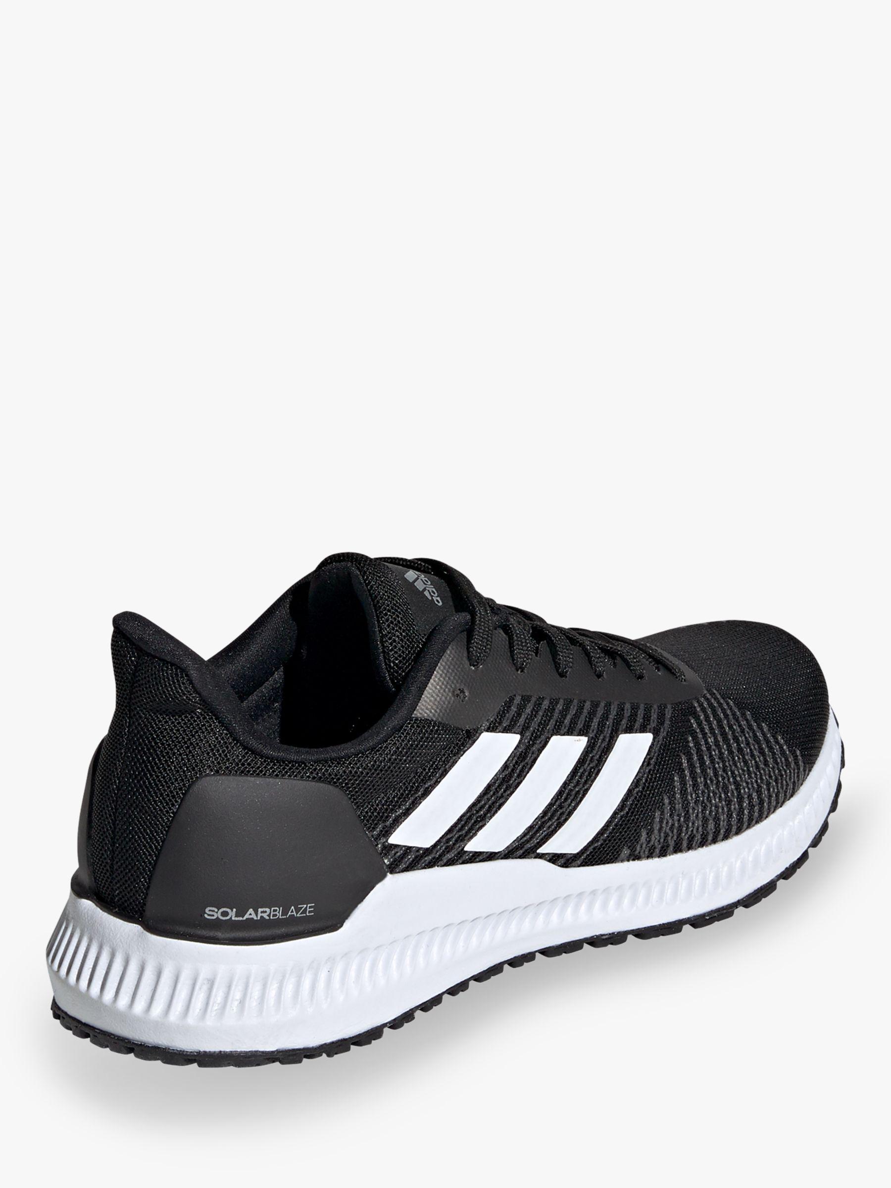 1aad9f2d822 Adidas - Black Solar Blaze Women s Running Shoes - Lyst. View fullscreen