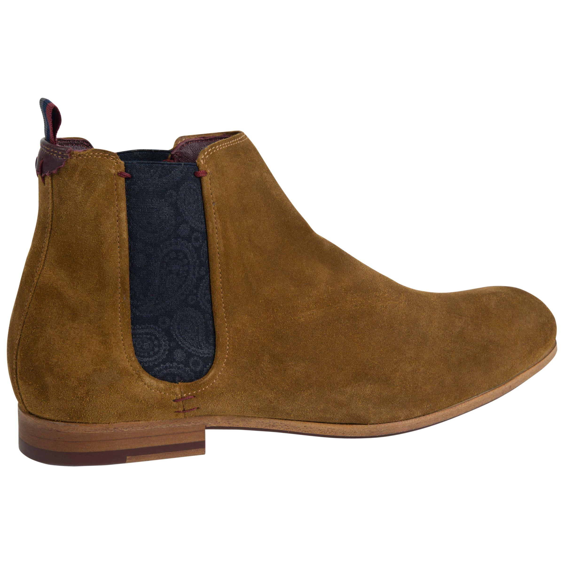 1cee0385f2dd Ted Baker Saldor Chelsea Boots in Brown for Men - Lyst