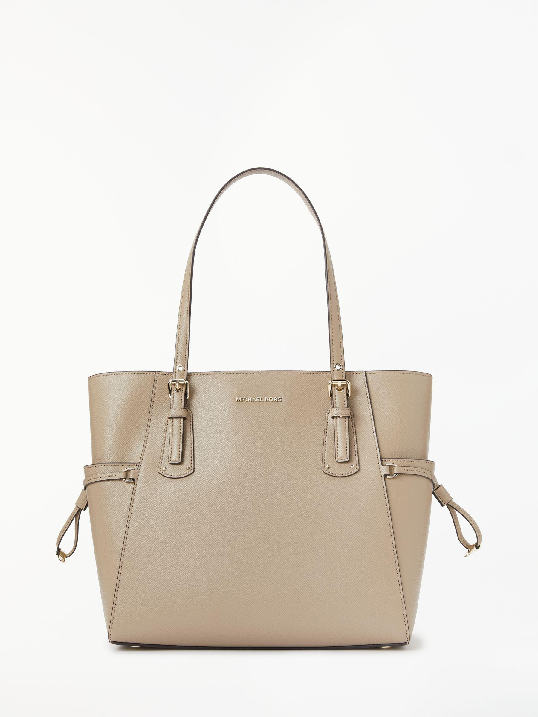 9e3537b9e44c Michael Kors - Multicolor Michael Voyager East West Leather Tote Bag -  Lyst. View fullscreen