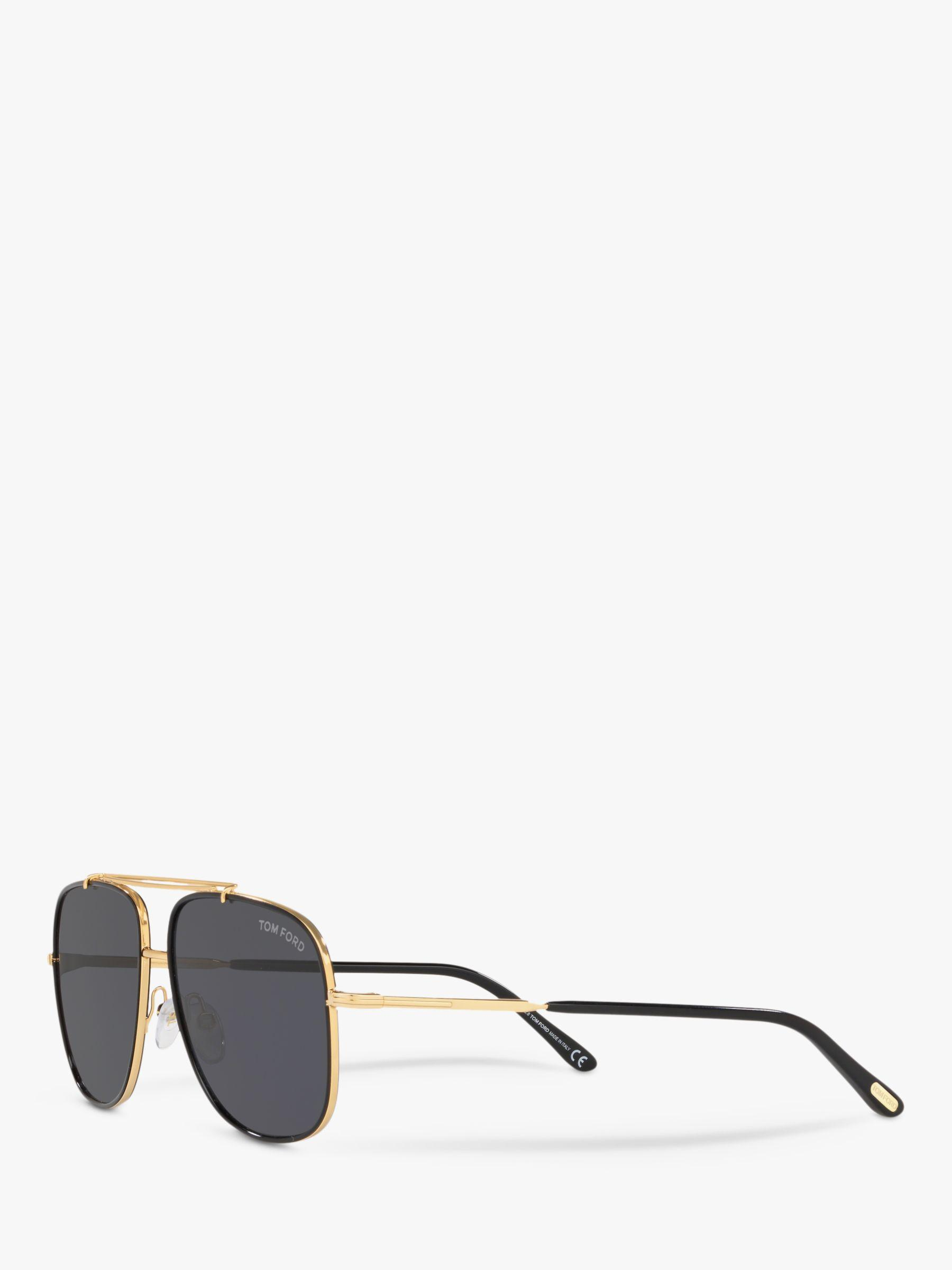 037775bed Tom Ford Ft0693 Men's Benton Square Sunglasses in Black for Men - Lyst