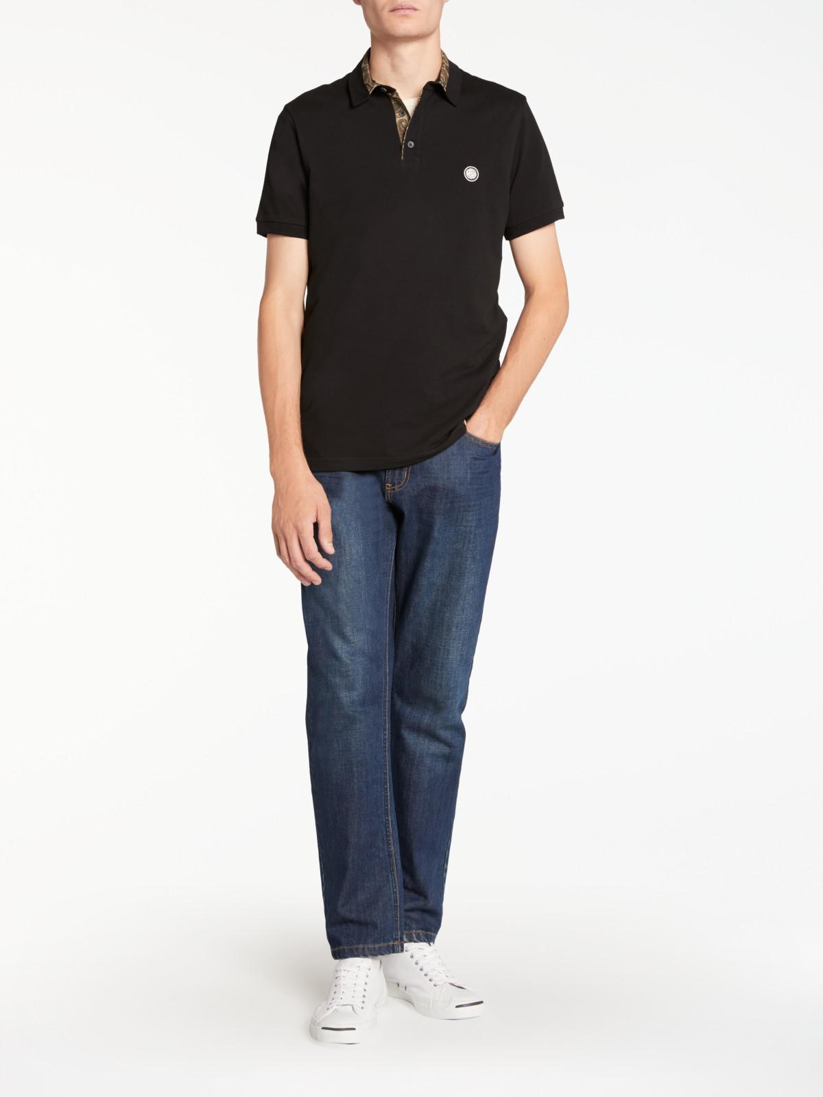 361d9ad61ce Pretty Green Black Polo Shirt - BCD Tofu House