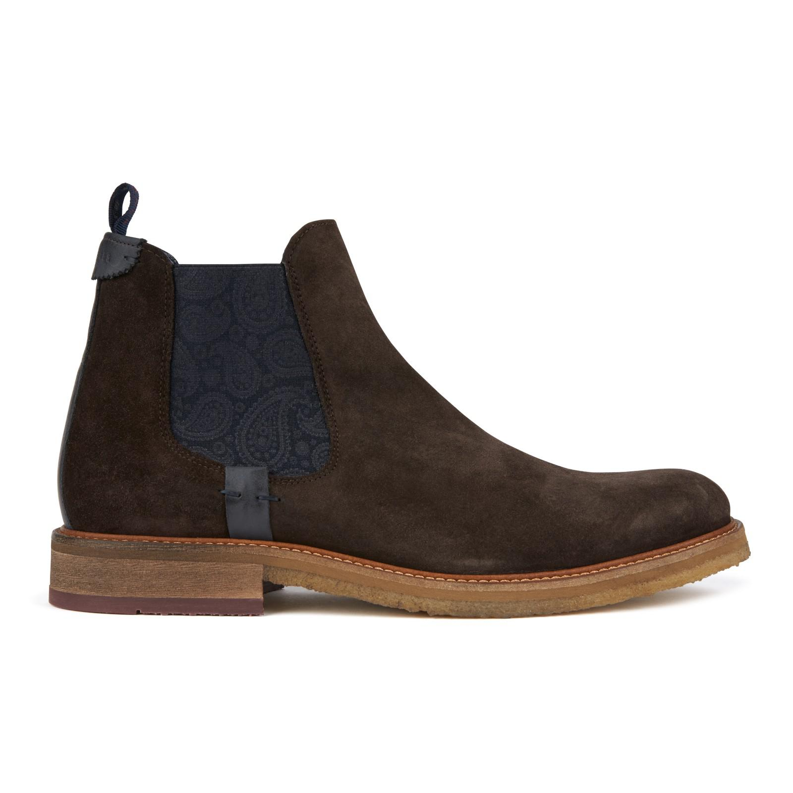 1fa438d689cf Ted Baker Bronzo Boots in Brown for Men - Lyst