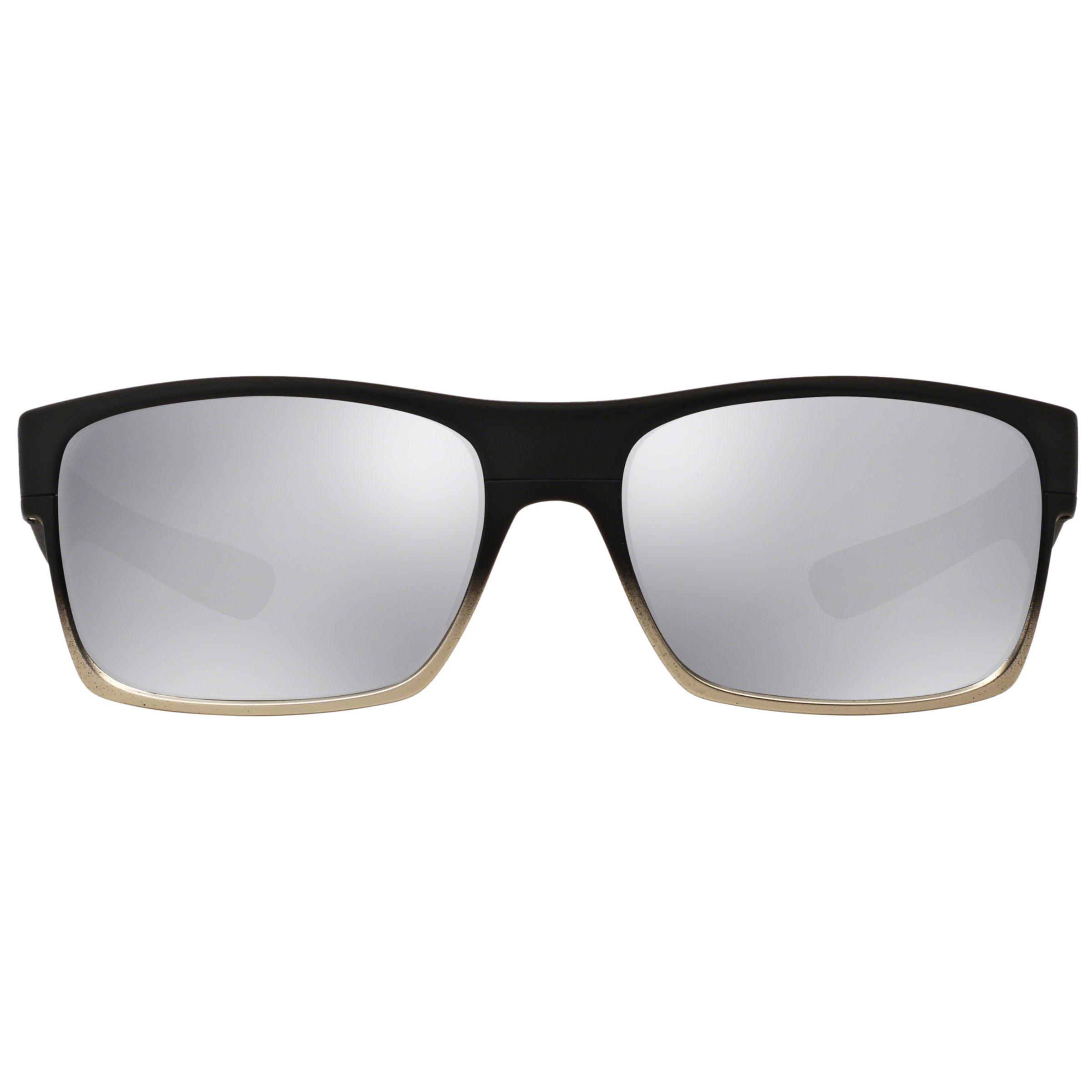 7b731752f7a Oakley Oo9189 Two Face Rectangular Sunglasses in Black for Men - Lyst