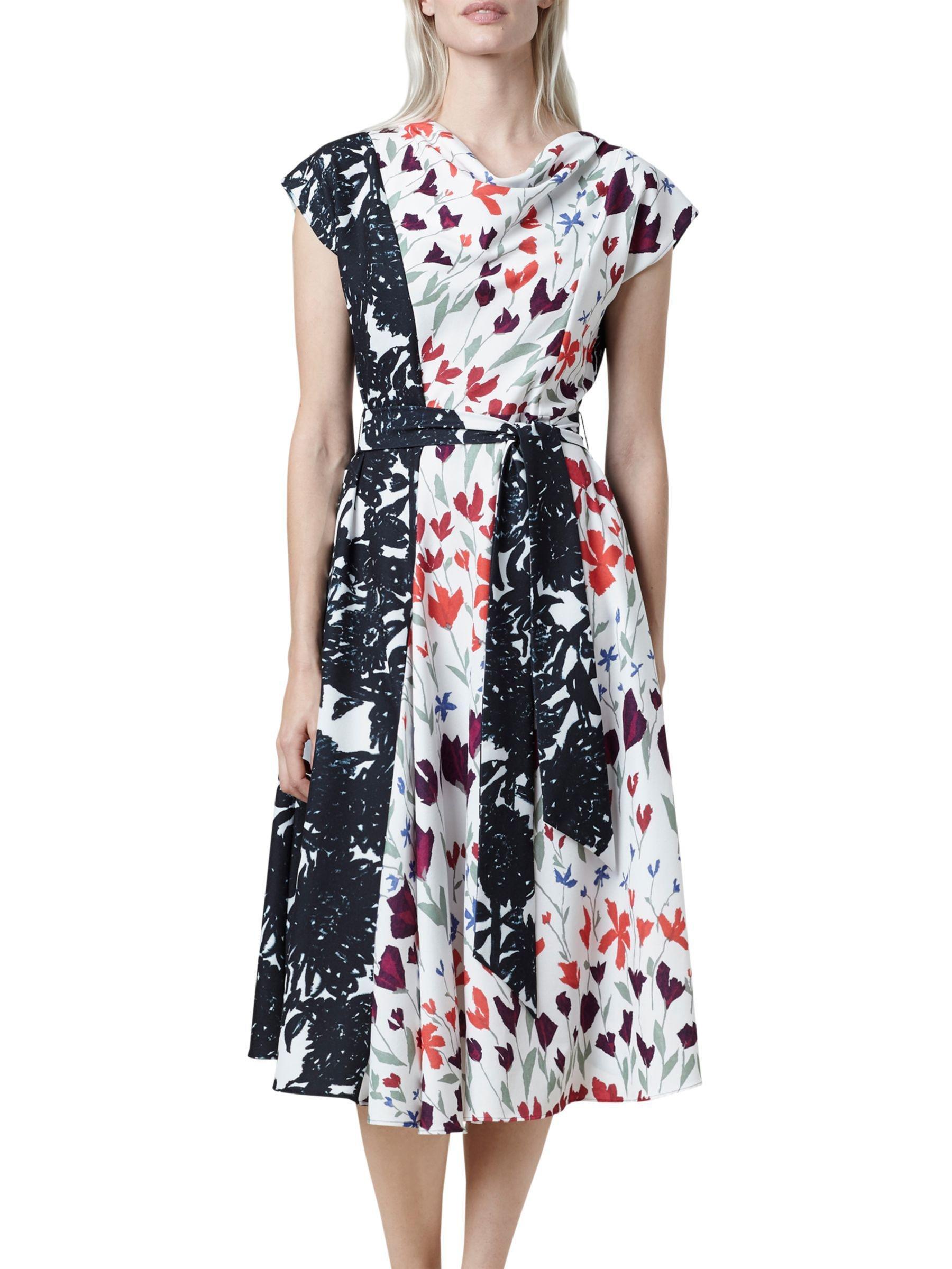 Goodrich Wild Flowers Print Shift Dress Finery Sale New Arrival FXlQsulb