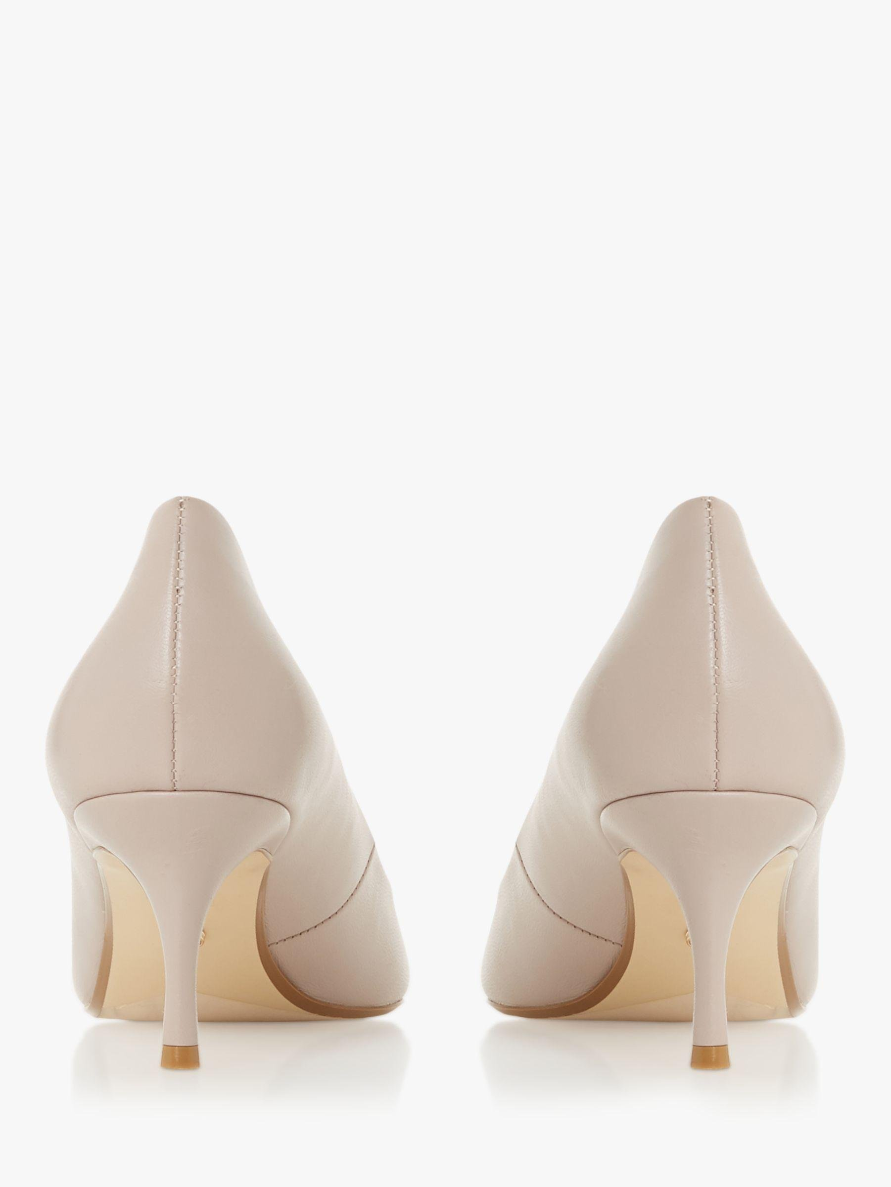 46df2e34a34 Dune Astal Pointed Toe Court Shoes - Lyst