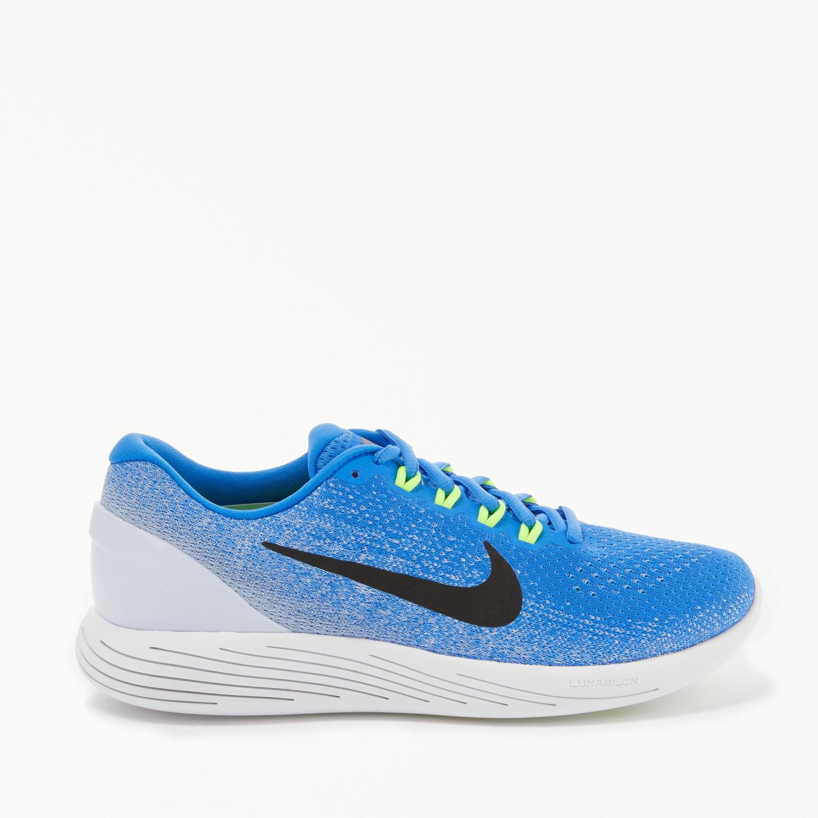 best sneakers 3c0fb 3f2fb Nike Lunarglide 9 Men s Running Shoes in Blue for Men - Lyst