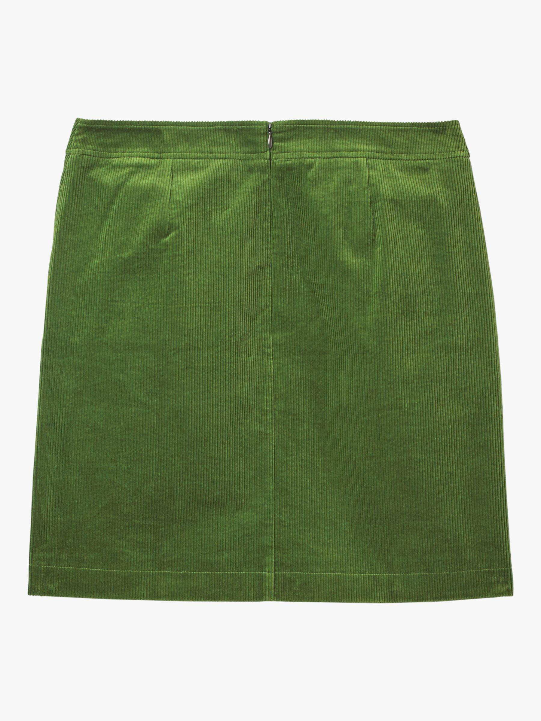 128681cc9 White Stuff Iris Cord A-line Skirt in Green - Save 31% - Lyst