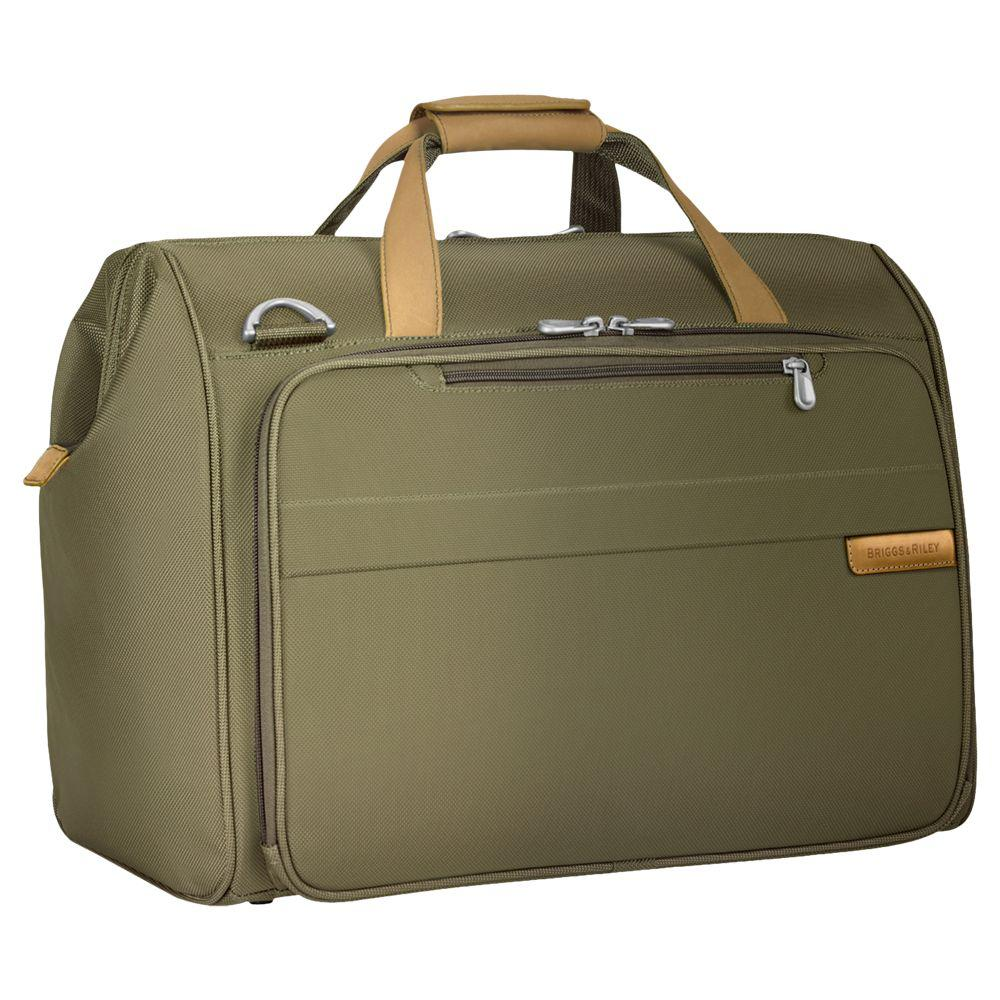 0369a8017b View  premium selection bde87 44864 Briggs Riley Baseline Framed Weekender  Holdall in Green for ...