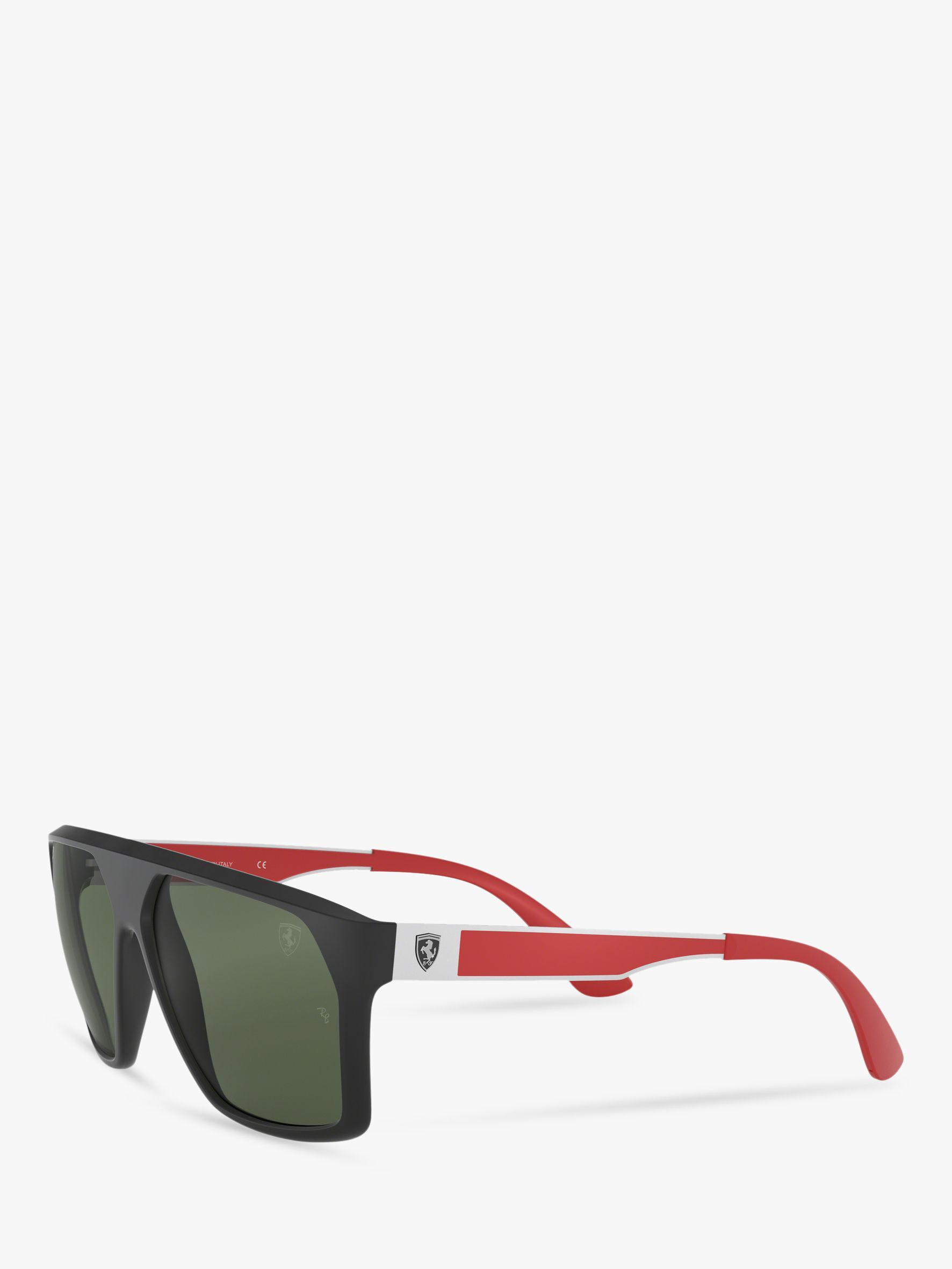 8dc147c18ab Ray-Ban Rb4309m Men s Scuderia Ferrari Collection Square Sunglasses ...