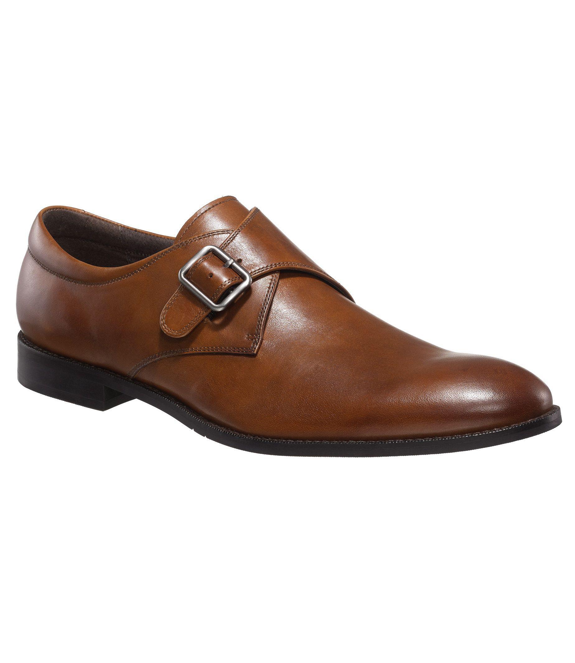 jos a bank joseph abboud dixon monk dress shoes