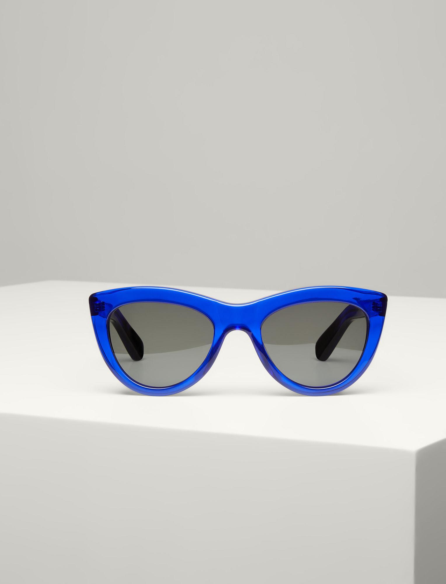 5d18dd31534a Joseph - Blue Montaigne Sunglasses - Lyst. View fullscreen