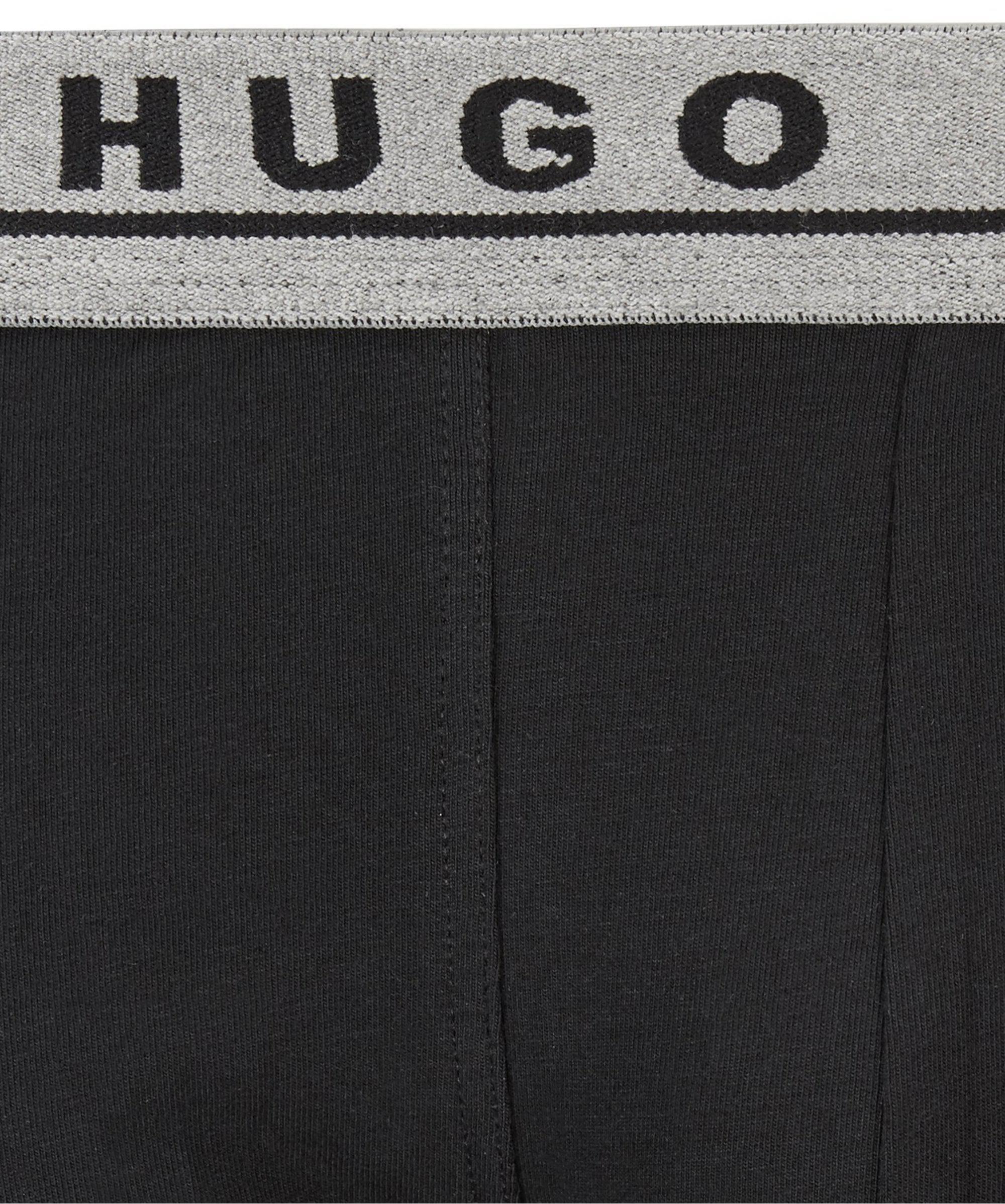 9d503d44 Lyst - Boss Three Pack Of Boxer Trunks in Black for Men