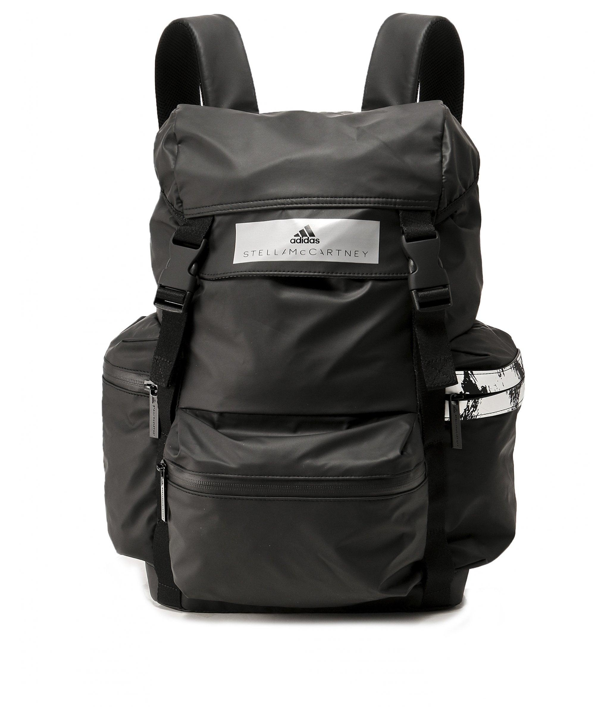 1502a97a97aa Lyst - adidas By Stella McCartney Large Backpack in Black