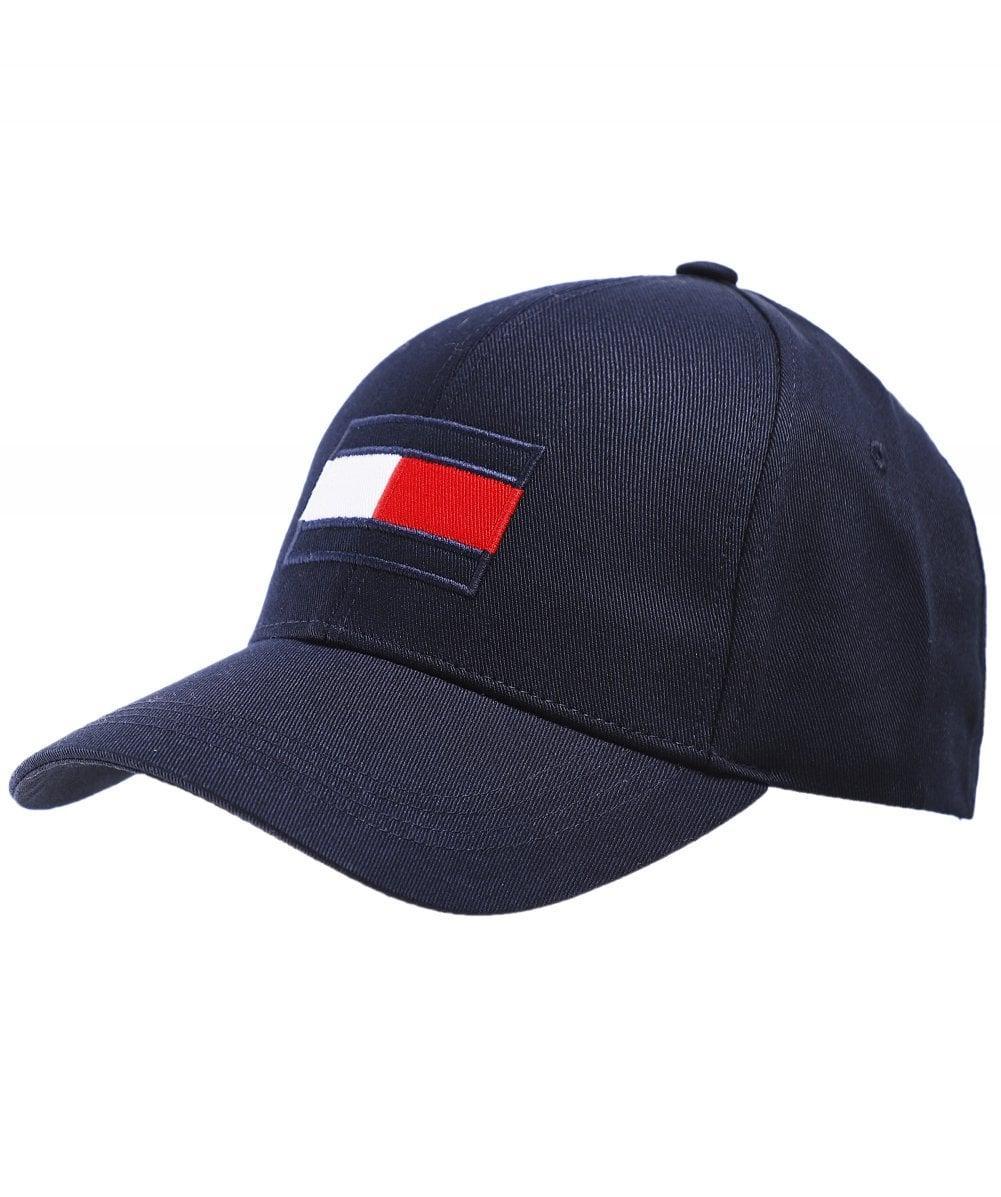 bb682ba3bee3d Tommy Hilfiger. Men s Blue - Spw Flag Cap ...