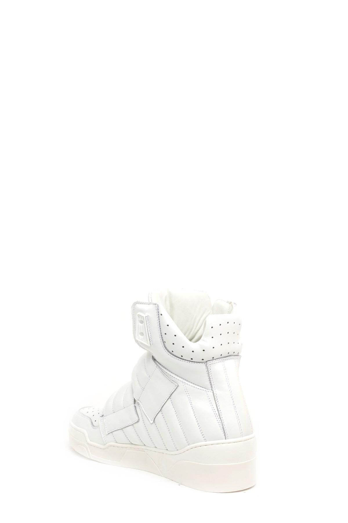 bda383ffcbe Lyst - Les Hommes High Sneakers for Men